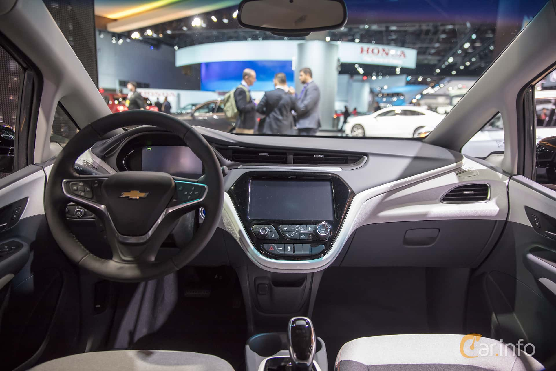 Chevrolet Bolt EV 60 kWh Single Speed, 203hp, 2017 at North American International Auto Show 2018