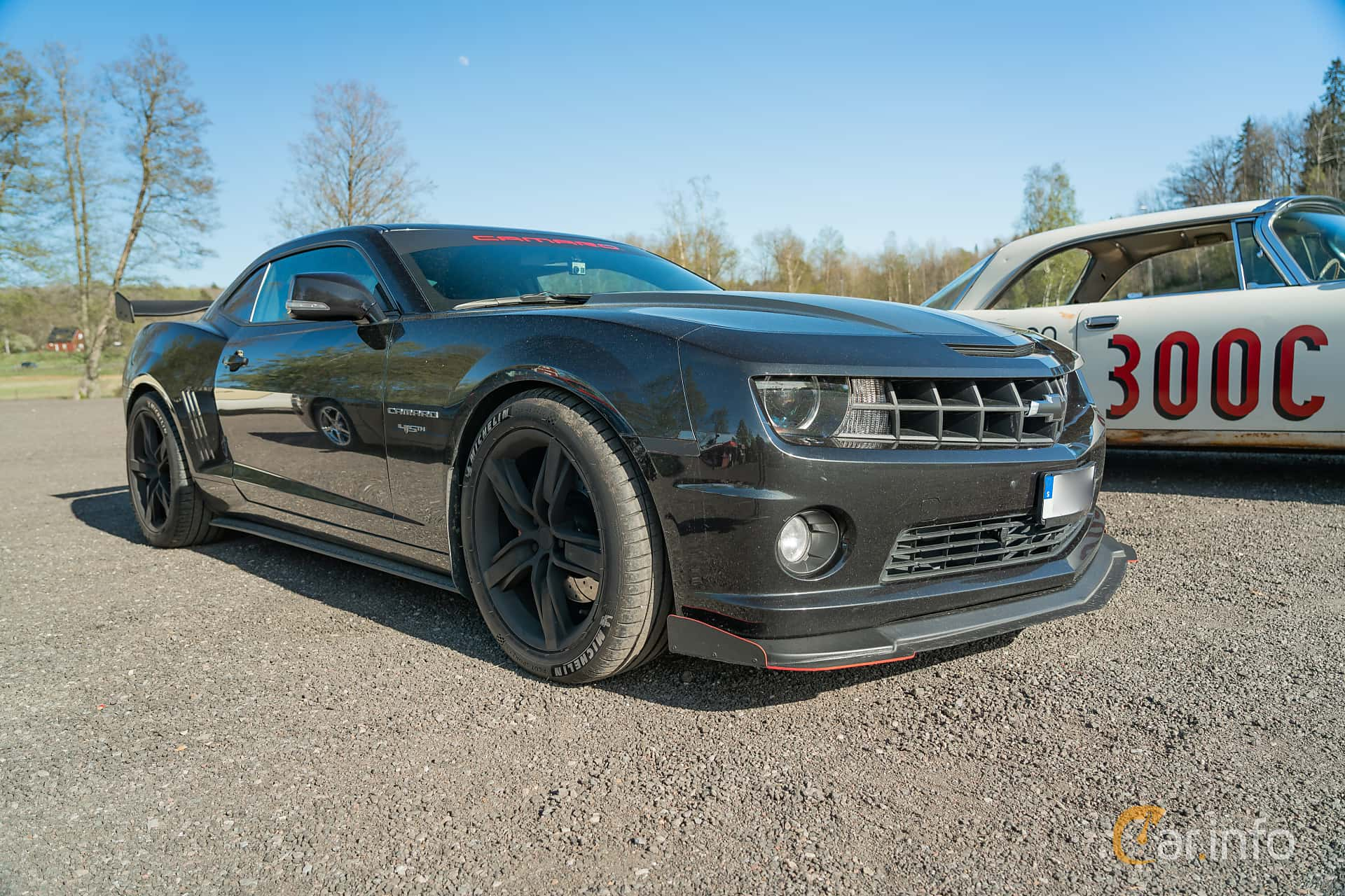 Chevrolet Camaro SS 6.2 V8 Automatic, 405hp, 2012 at Lissma Classic Car 2019 vecka 20