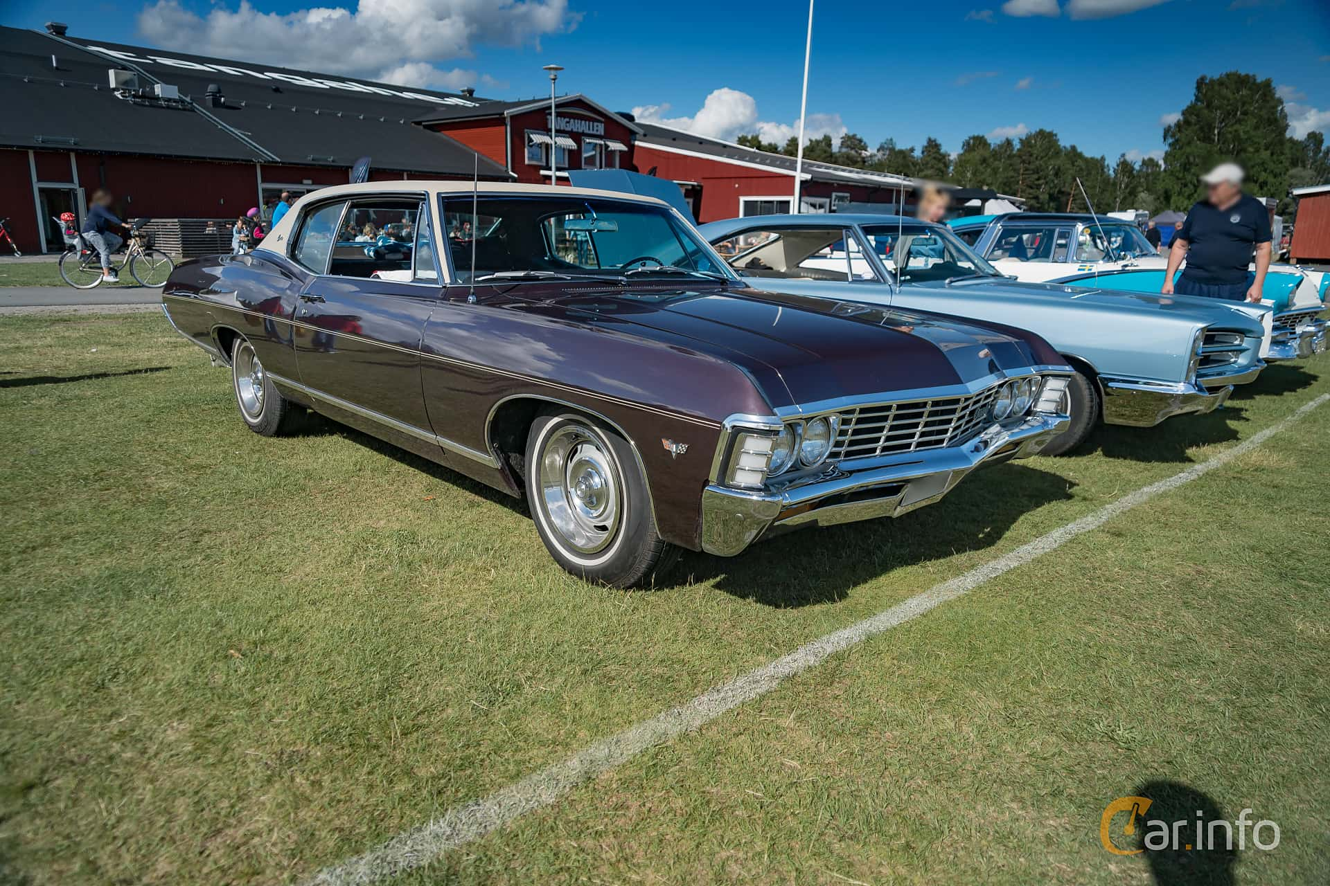 3 images of chevrolet caprice sport coup 46 v8 powerglide 198hp frontside of chevrolet caprice sport coup 46 v8 powerglide 198ps 1967 at publicscrutiny Choice Image