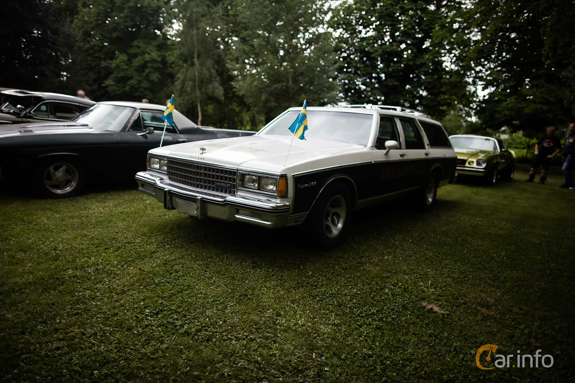 5 Images Of Chevrolet Caprice 2 Seat Station Wagon 57 V8 Automatic 1980 Ford Crown Victoria Front Side 106ps