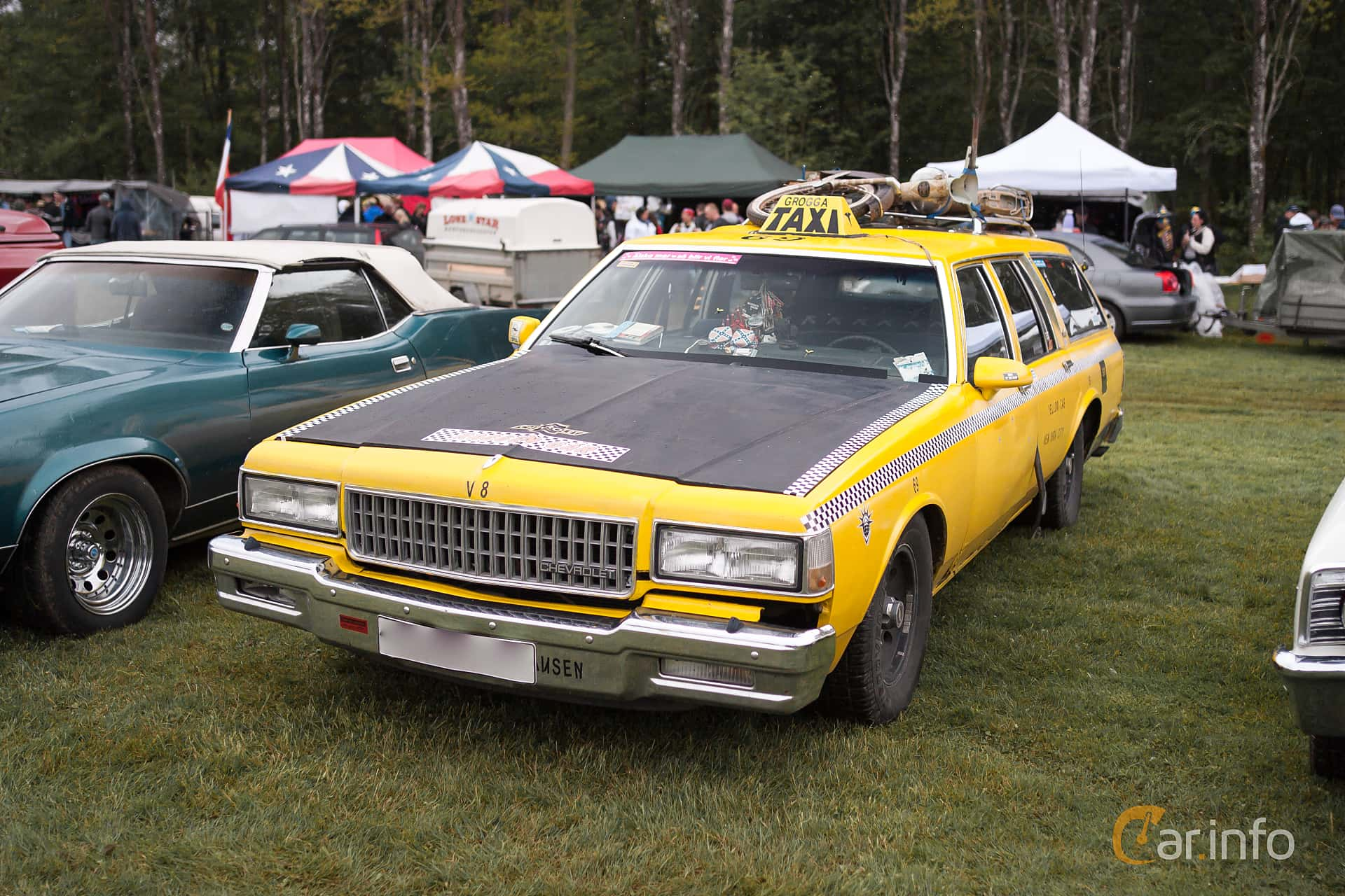 4 Images Of Chevrolet Caprice 2 Seat Station Wagon 4 3 V6