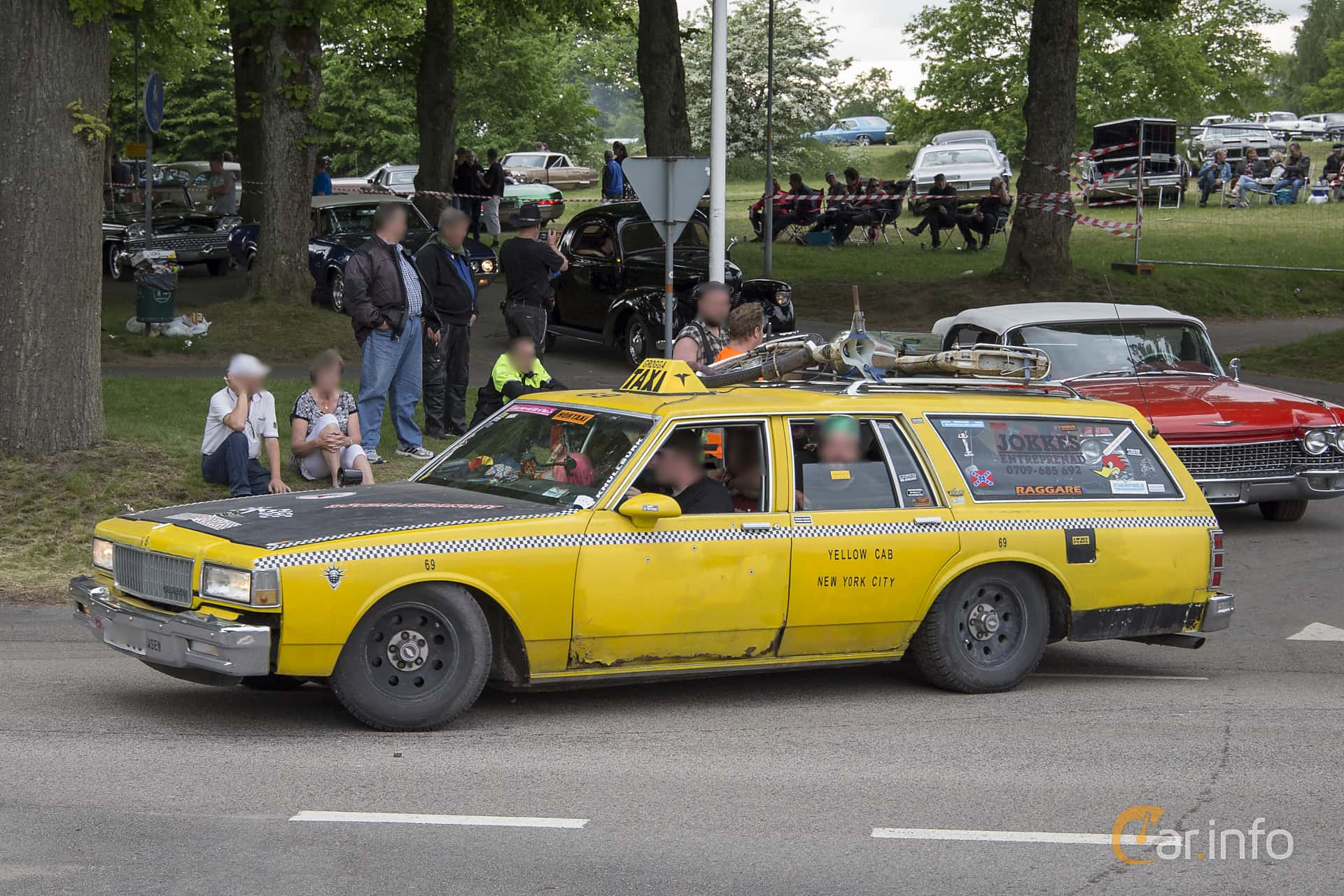 2 Images Of Chevrolet Caprice 2 Seat Station Wagon 4 3 V6