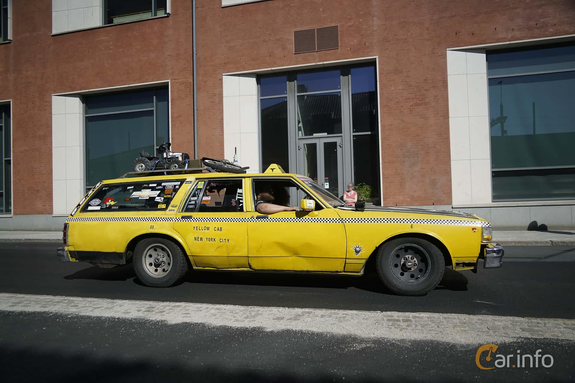 Chevrolet Caprice 2 Seat Station Wagon 1987
