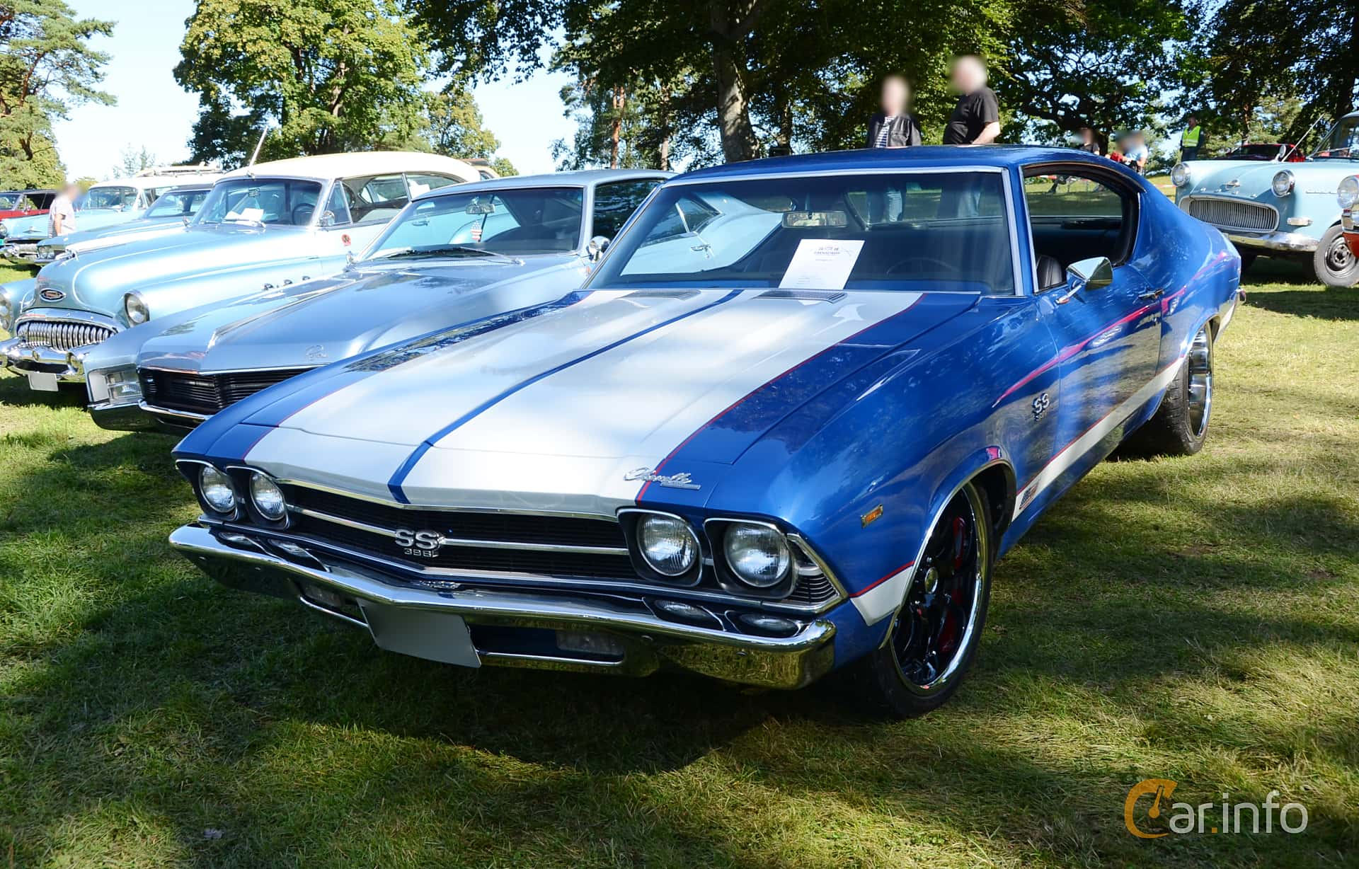 2016 Chevelle Ss >> Resellers