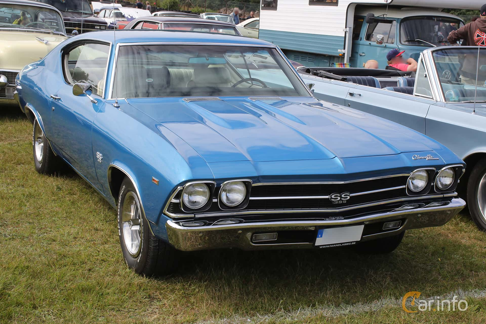 2016 Chevelle Ss >> 1 Images Of Chevrolet Chevelle Ss 396 6 5 V8 Manual 329hp
