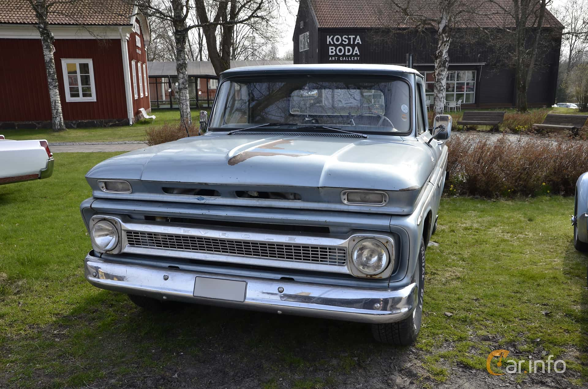 4 Images Of Chevrolet C10 Pickup 48 Powerglide 167hp 1966 By Johanb Pick Up Front 167ps At Kosta Classic 2015
