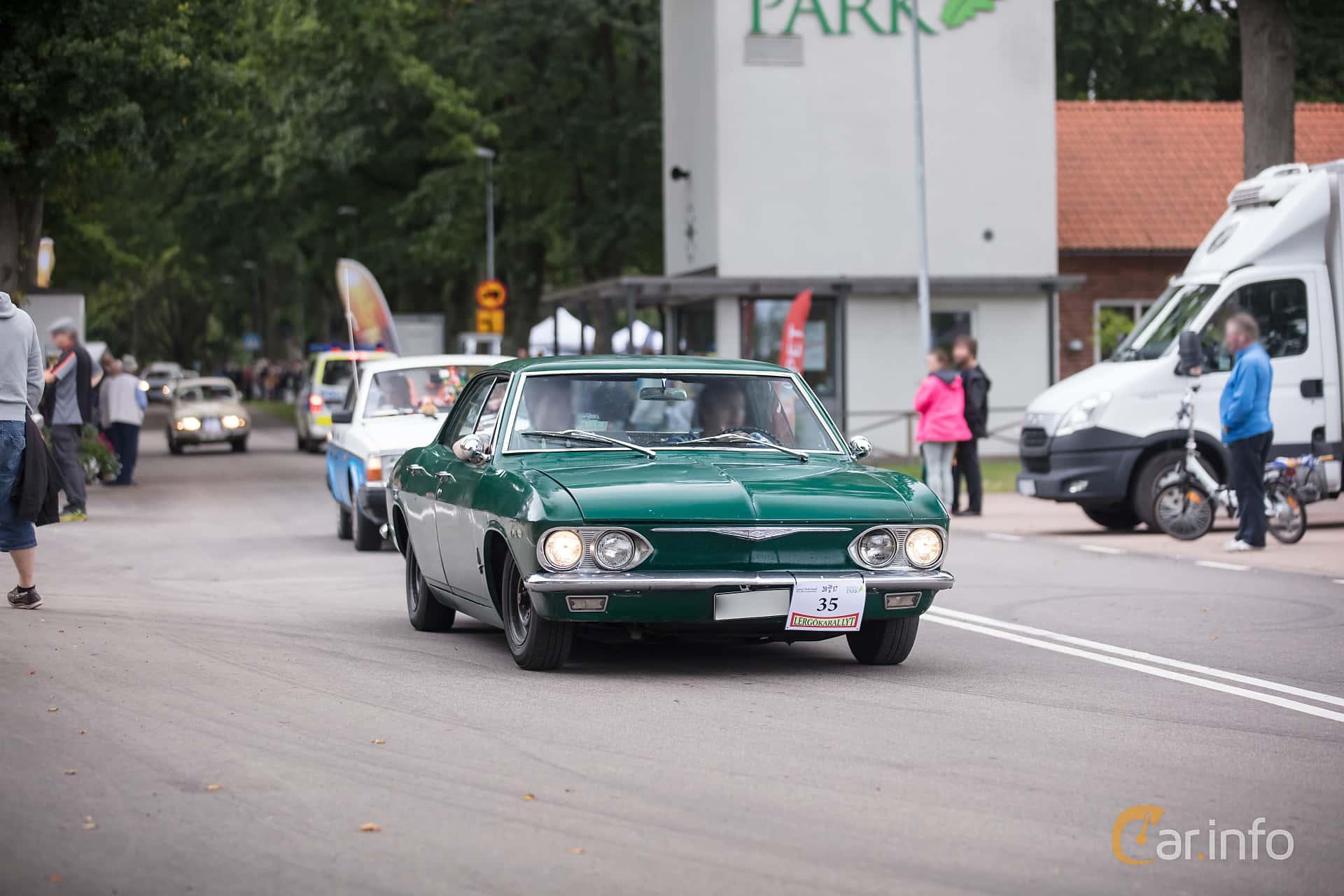 Chevrolet Corvair Sedan 2.7 Manual, 111hp, 1965 at Lergökarallyt 2017