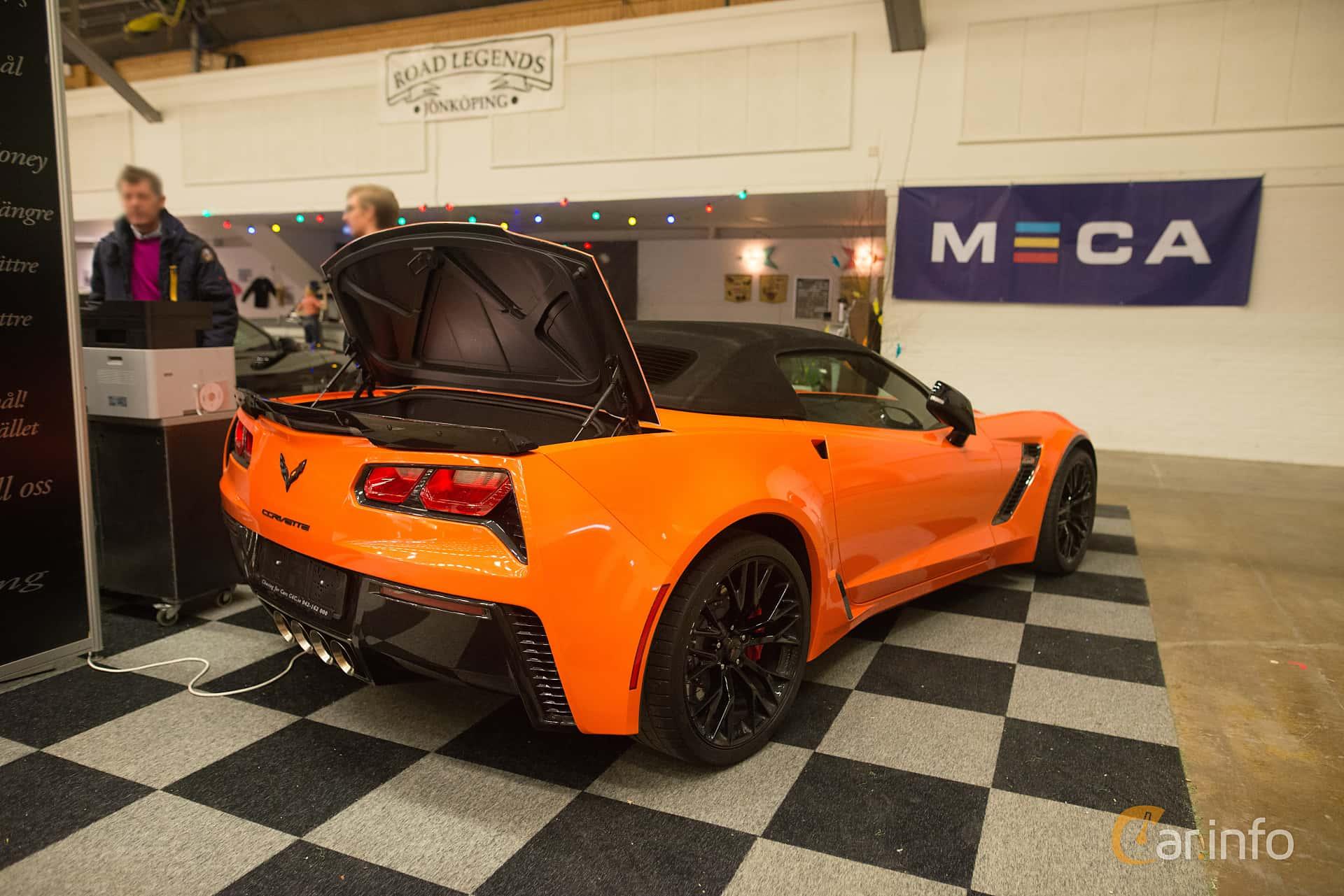 Tagen På Bilsport Performance Custom Motor Show - Meca car show