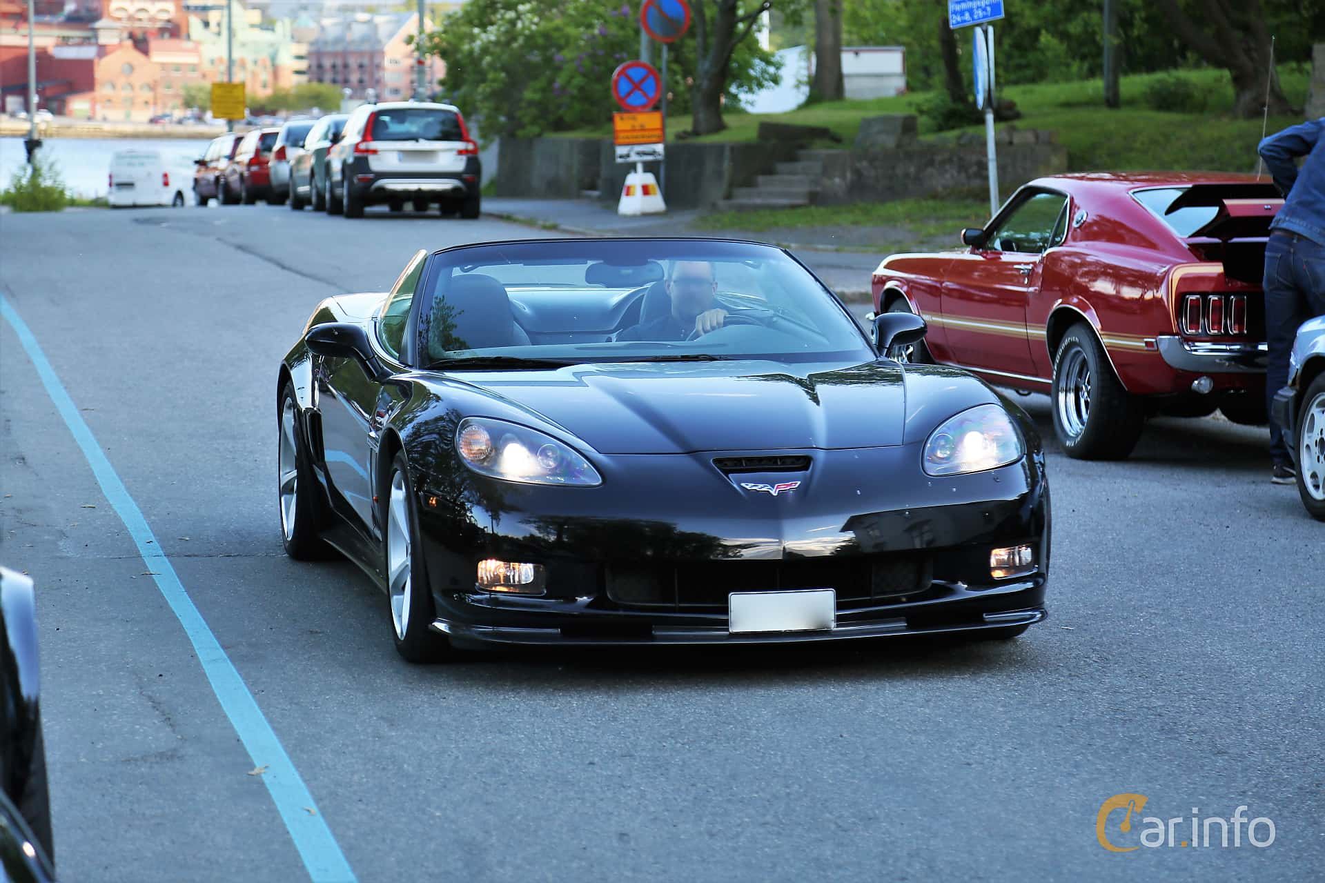 Chevrolet Corvette Grand Sport Convertible 6.2 V8 Automatic, 442hp, 2010