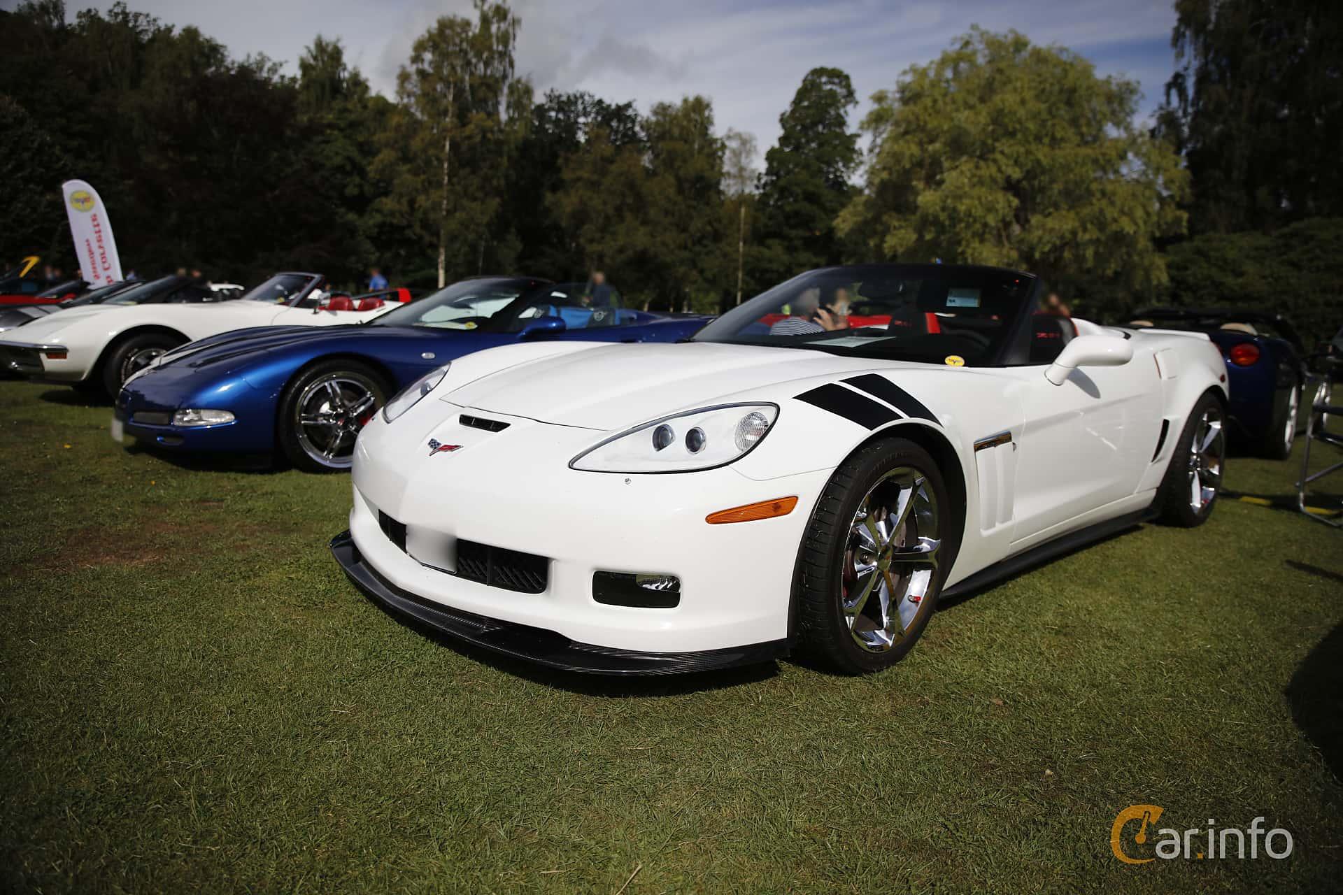 pony meet 2013 corvette