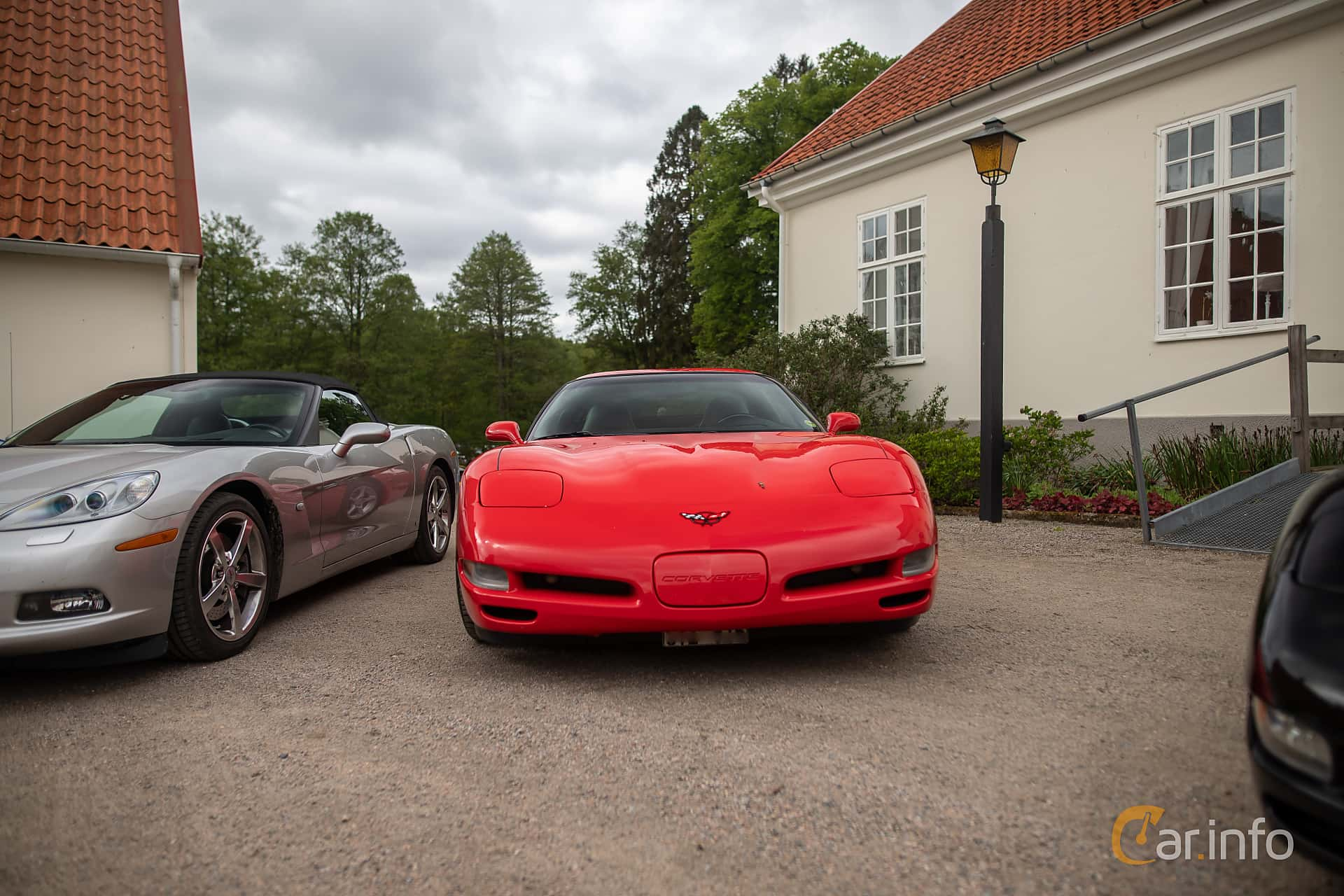 5 Images Of Chevrolet Corvette 5 7 V8 Hydra Matic 350hp 2000 By Mbe
