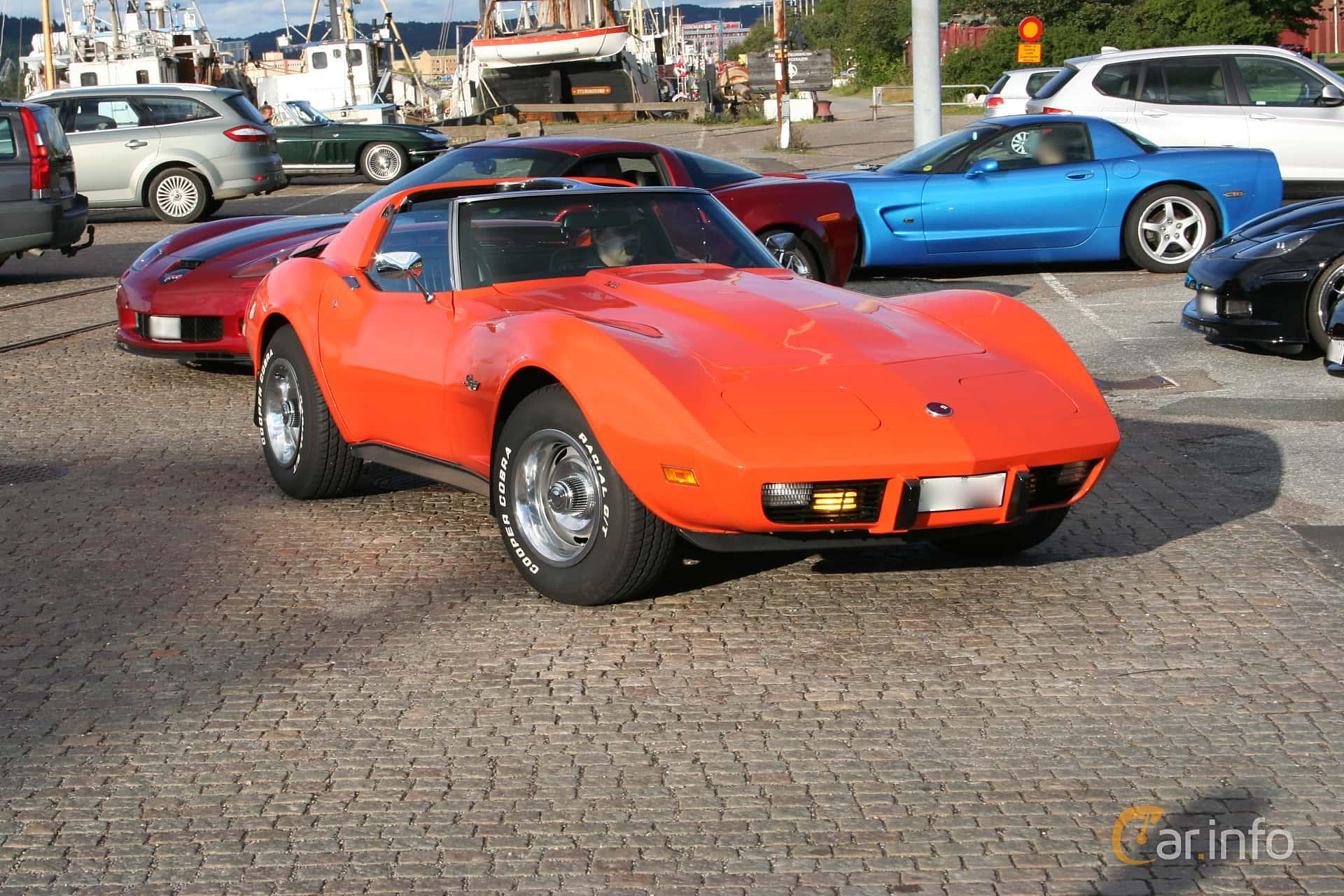 Chevrolet Corvette Stingray 5.7 V8 Automatic, 213hp, 1976