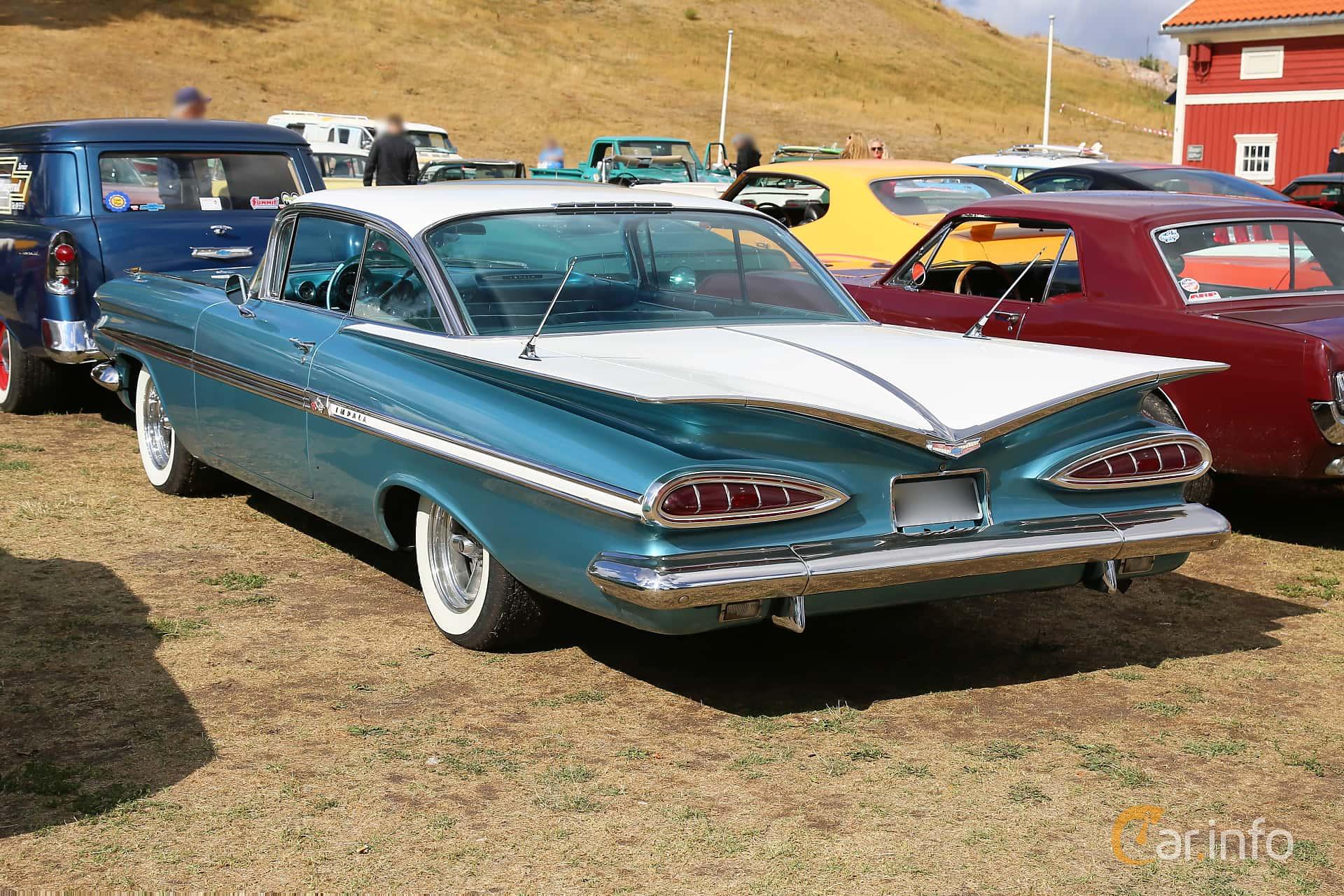 Kelebihan Kekurangan Chevrolet 1959 Perbandingan Harga