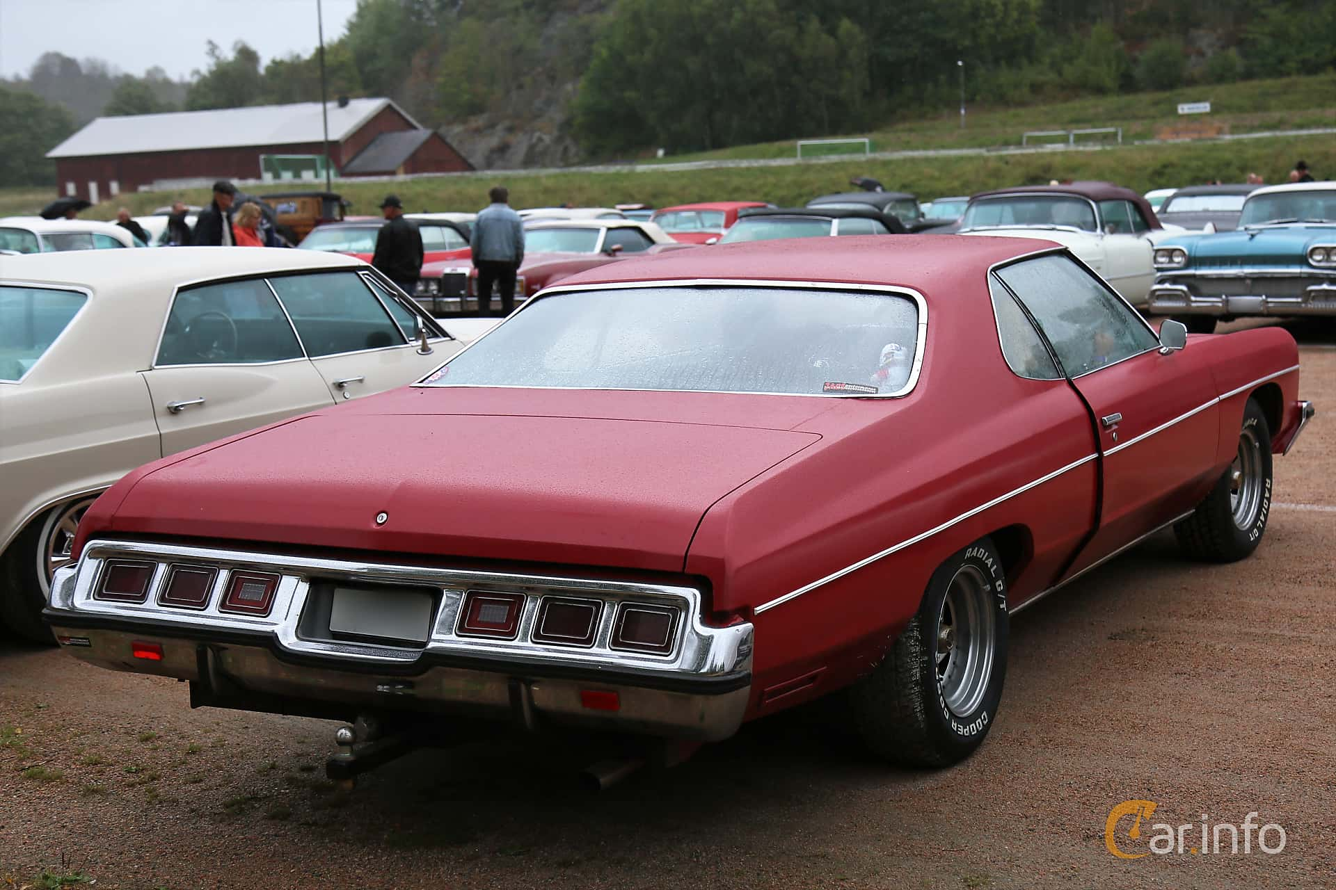 1973 Impala Sport Coupe