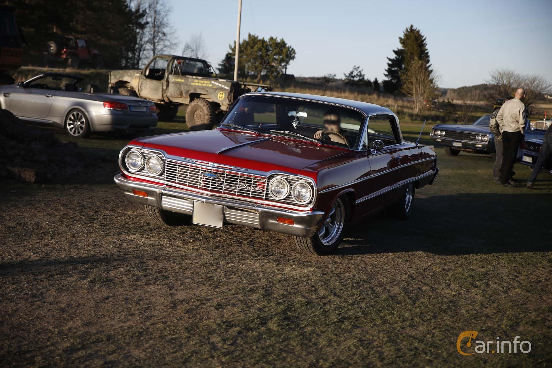7 images of Chevrolet Impala Sport Coupé 4 6 V8 Powerglide 198hp
