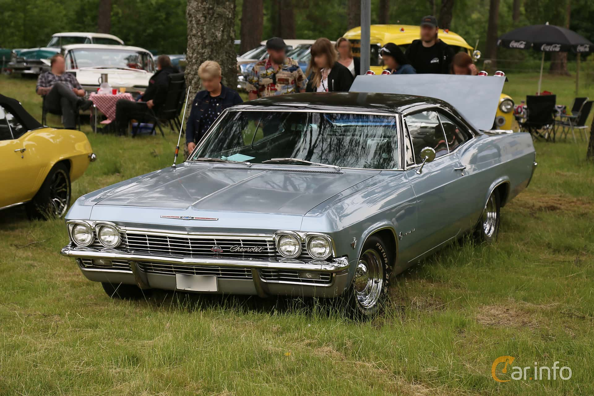 2 Images Of Chevrolet Impala Sport Coupe 5 4 V8 Powerglide