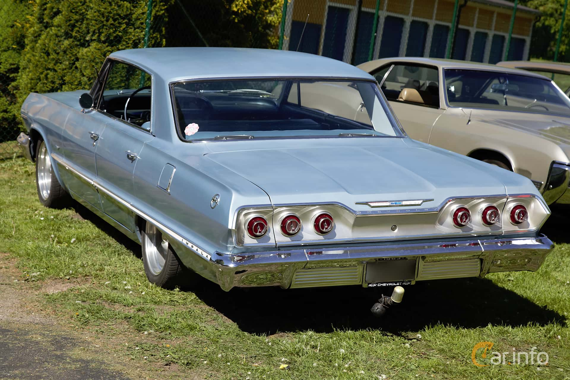 Chevrolet Impala Sport Sedan 4.6 V8 Powerglide, 198hp, 1963