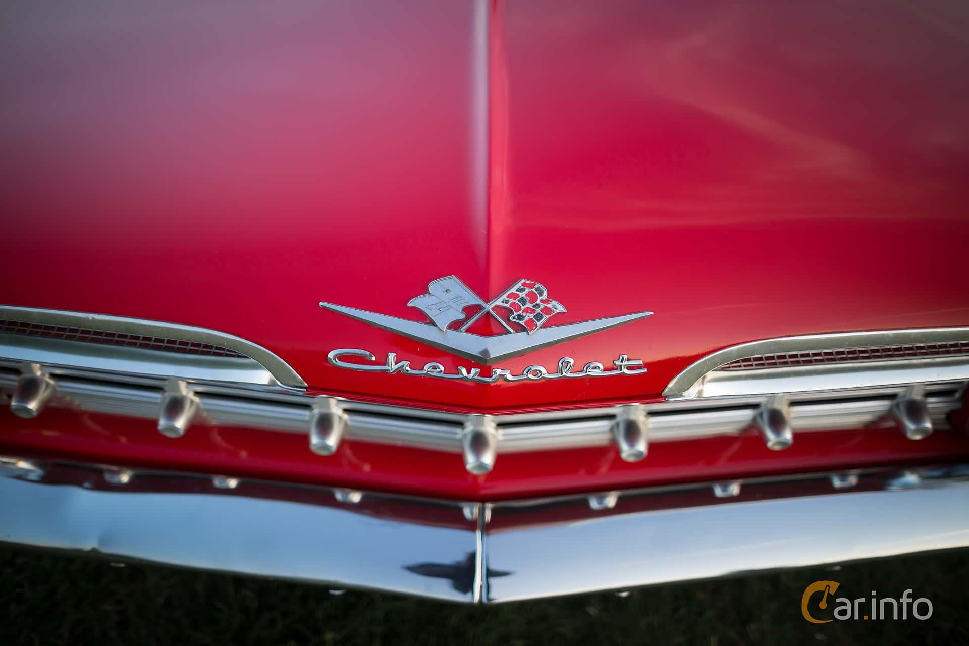 Chevrolet Impala Convertible 3.9 Powerglide, 137hp, 1959 at Tisdagsträffarna Vikingatider v.38 / 2014