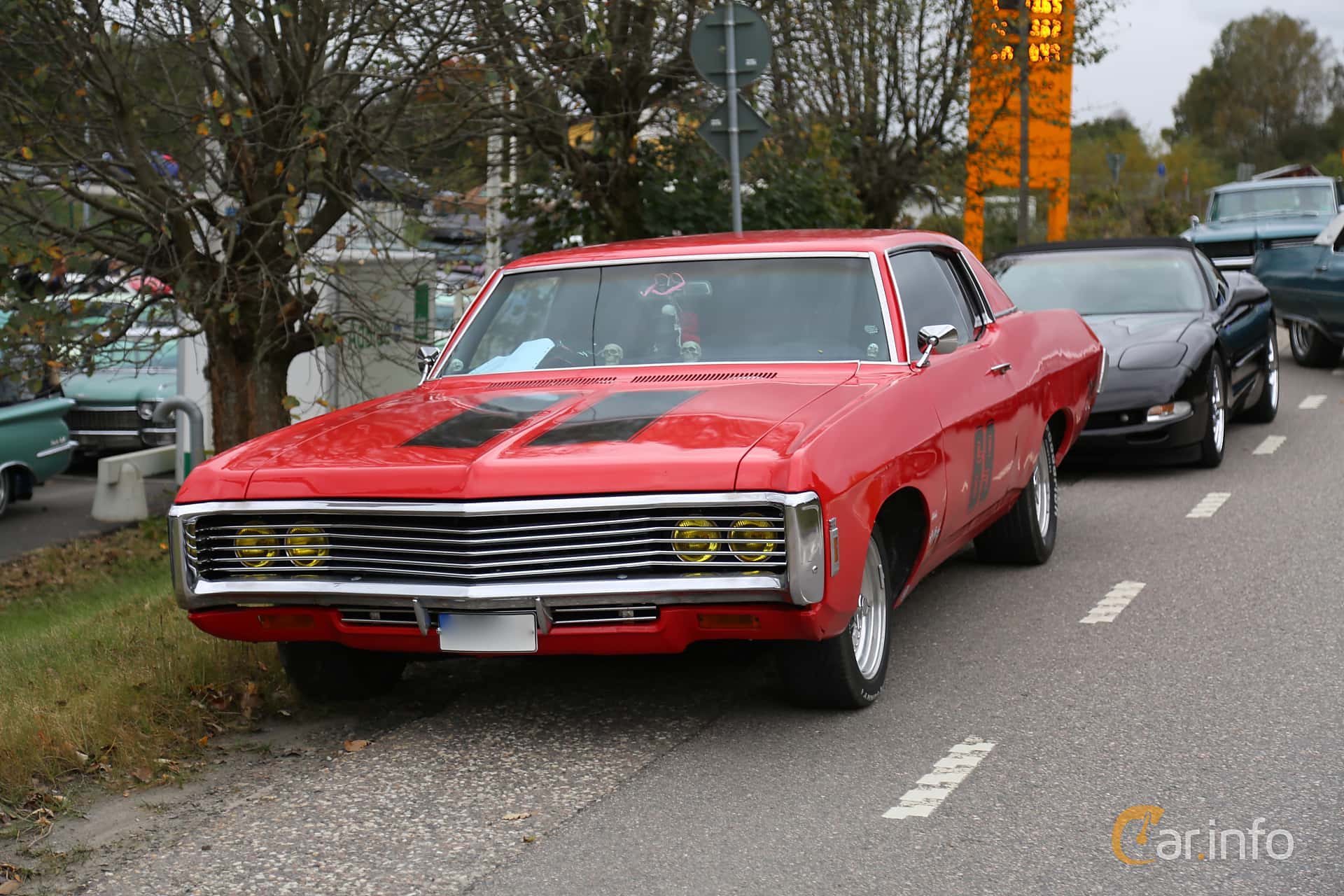 Chevrolet Impala Custom Coupé 5 4 V8 Manual 238hp 1969