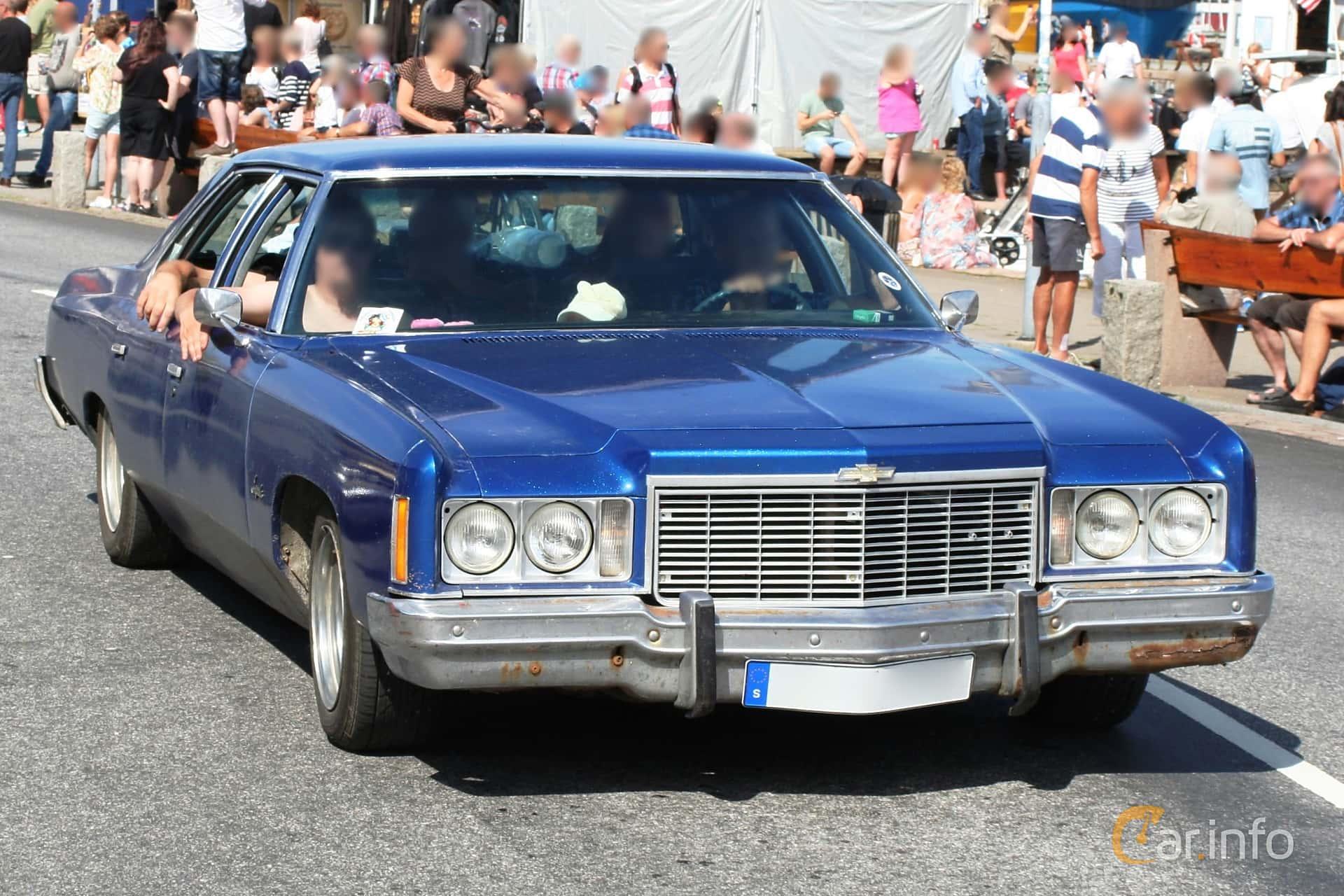 1 Images Of Chevrolet Impala Sedan 6 6 V8 Hydra Matic 177hp