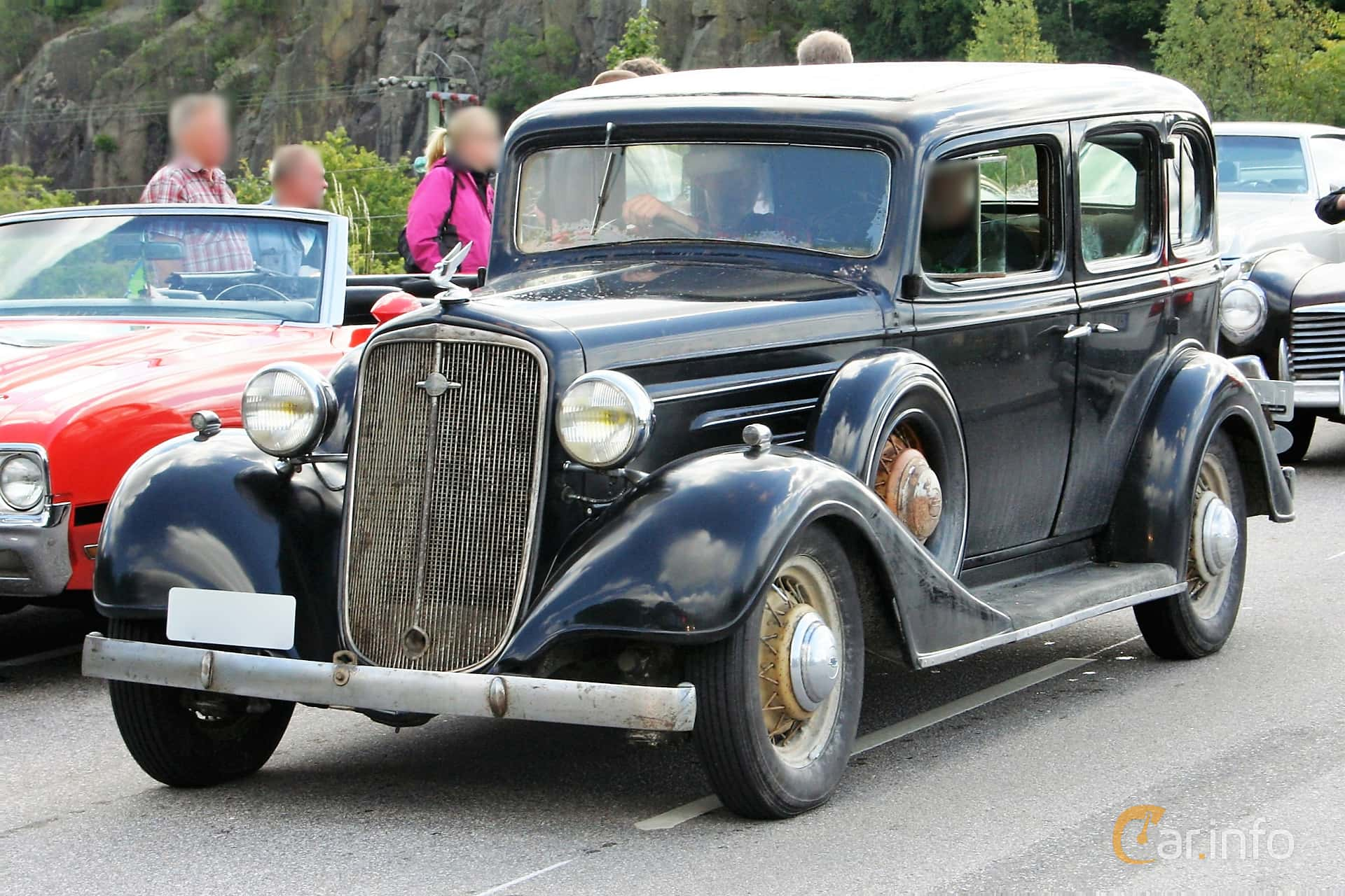 1 images of Chevrolet Master Sedan 3 4 Manual, 81hp, 1934 by
