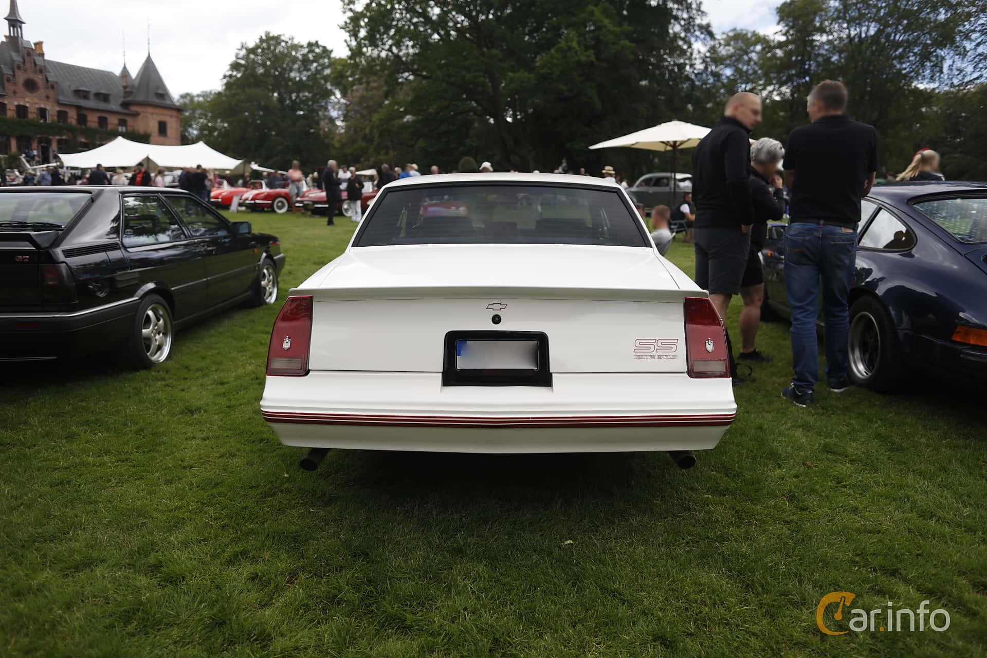 Chevrolet Monte Carlo 5.0 V8 Automatic, 183hp, 1988 at Sofiero Classic 2019