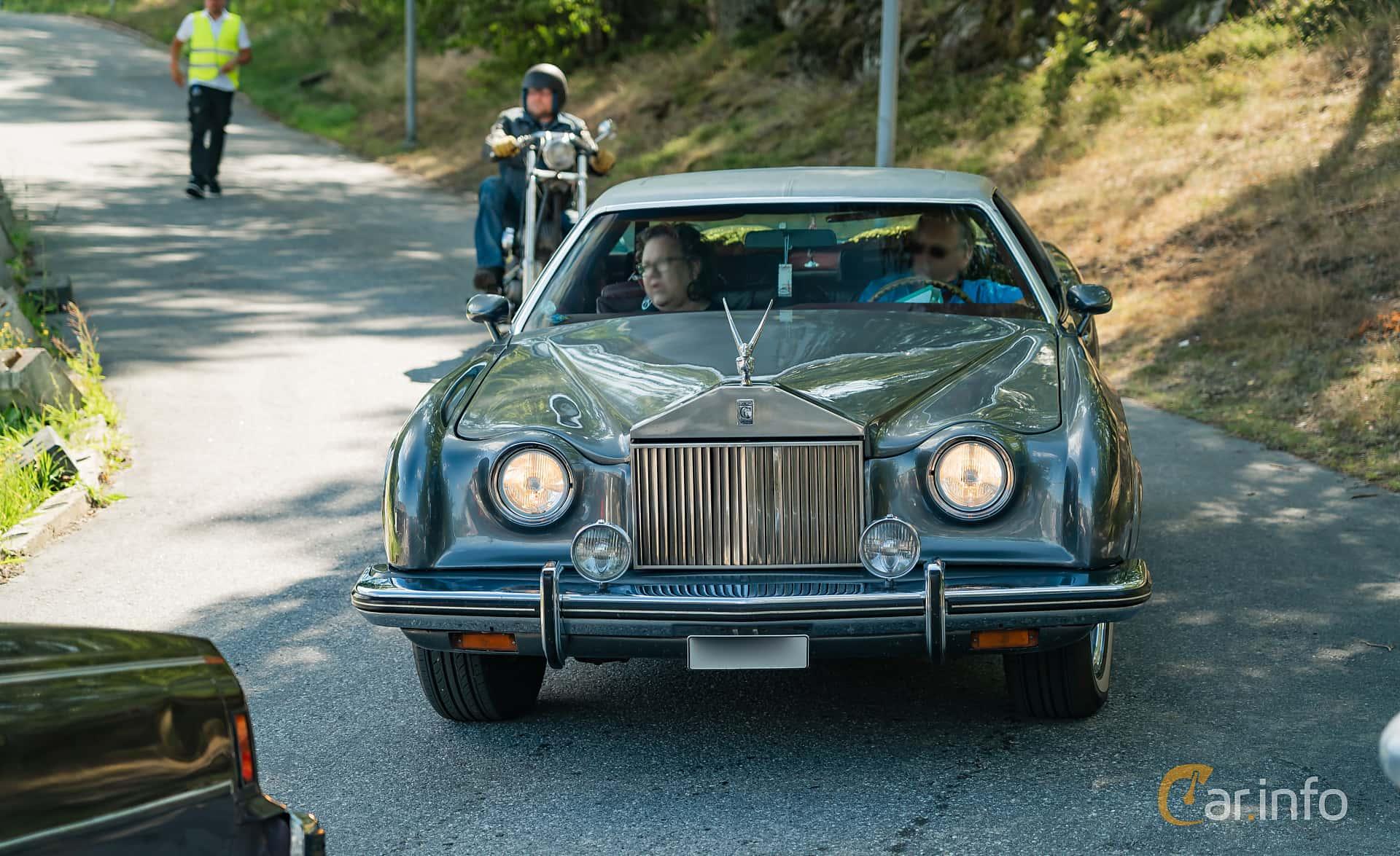 Chevrolet Monte Carlo 5.7 V8 Hydra-Matic, 177hp, 1976 at Stockholm Vintage & Sports Car meet 2019