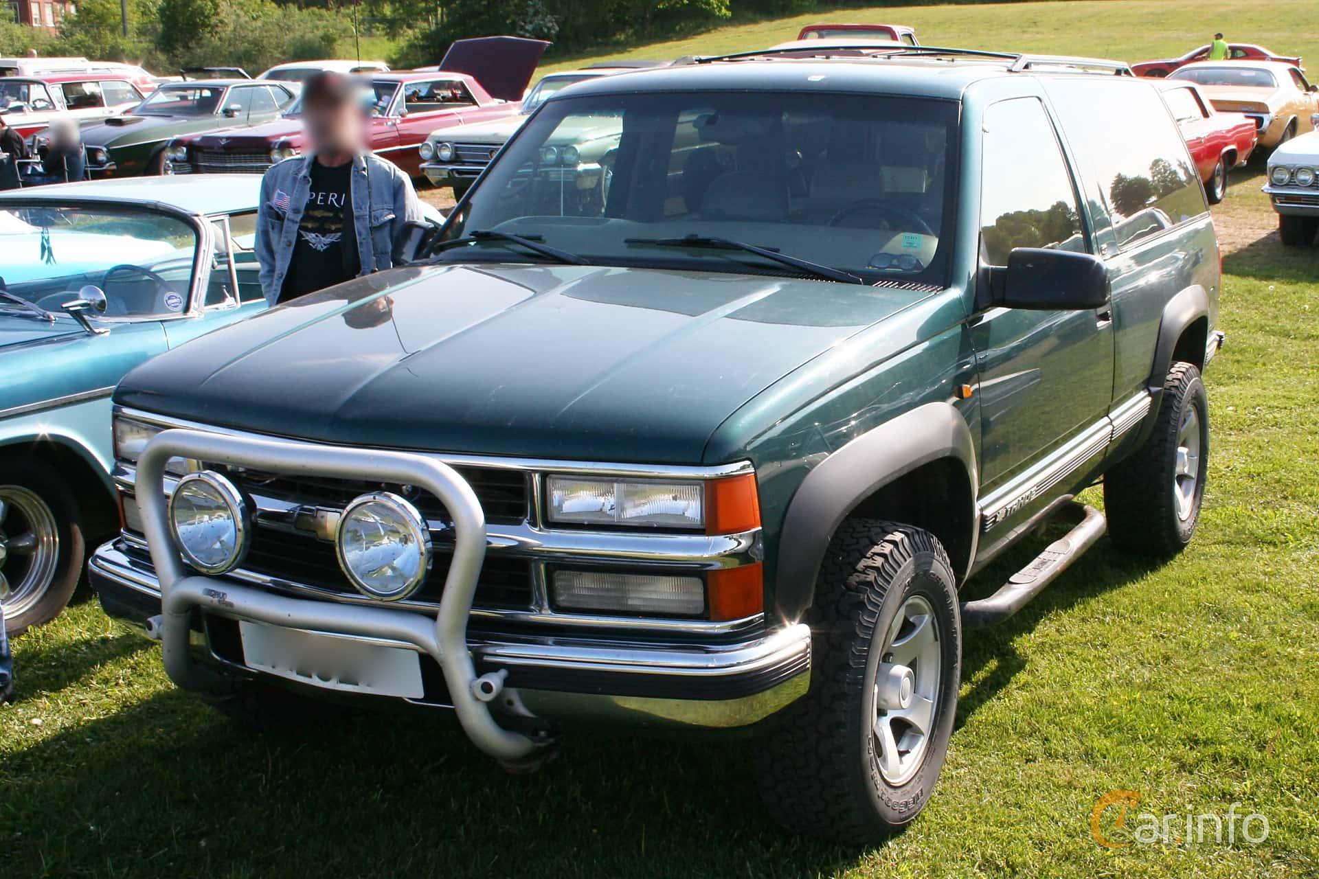 Chevrolet Tahoe 2 Door 1998