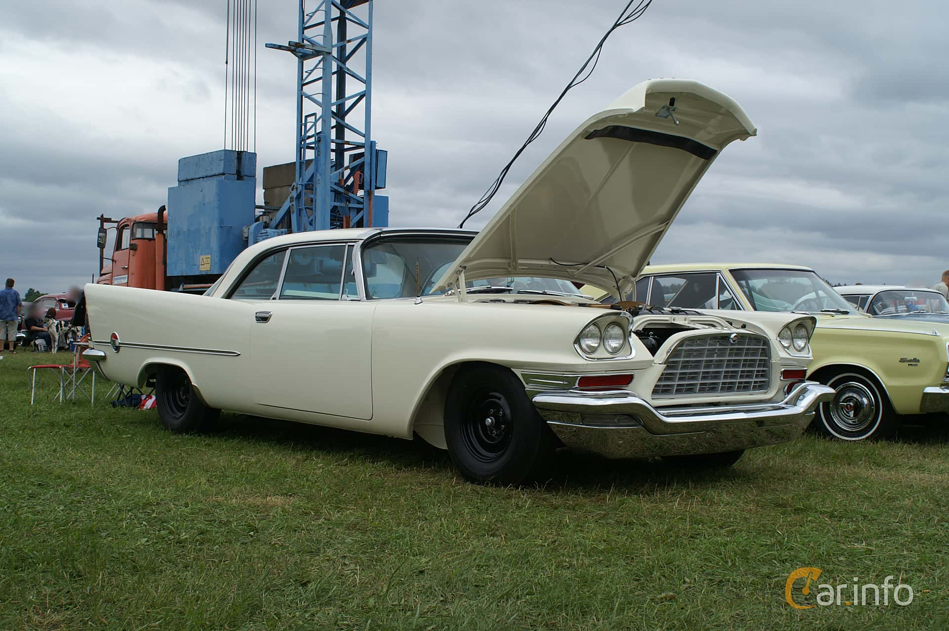 Chrysler 300C Hardtop 6.4 V8 TorqueFlite, 396hp, 1957