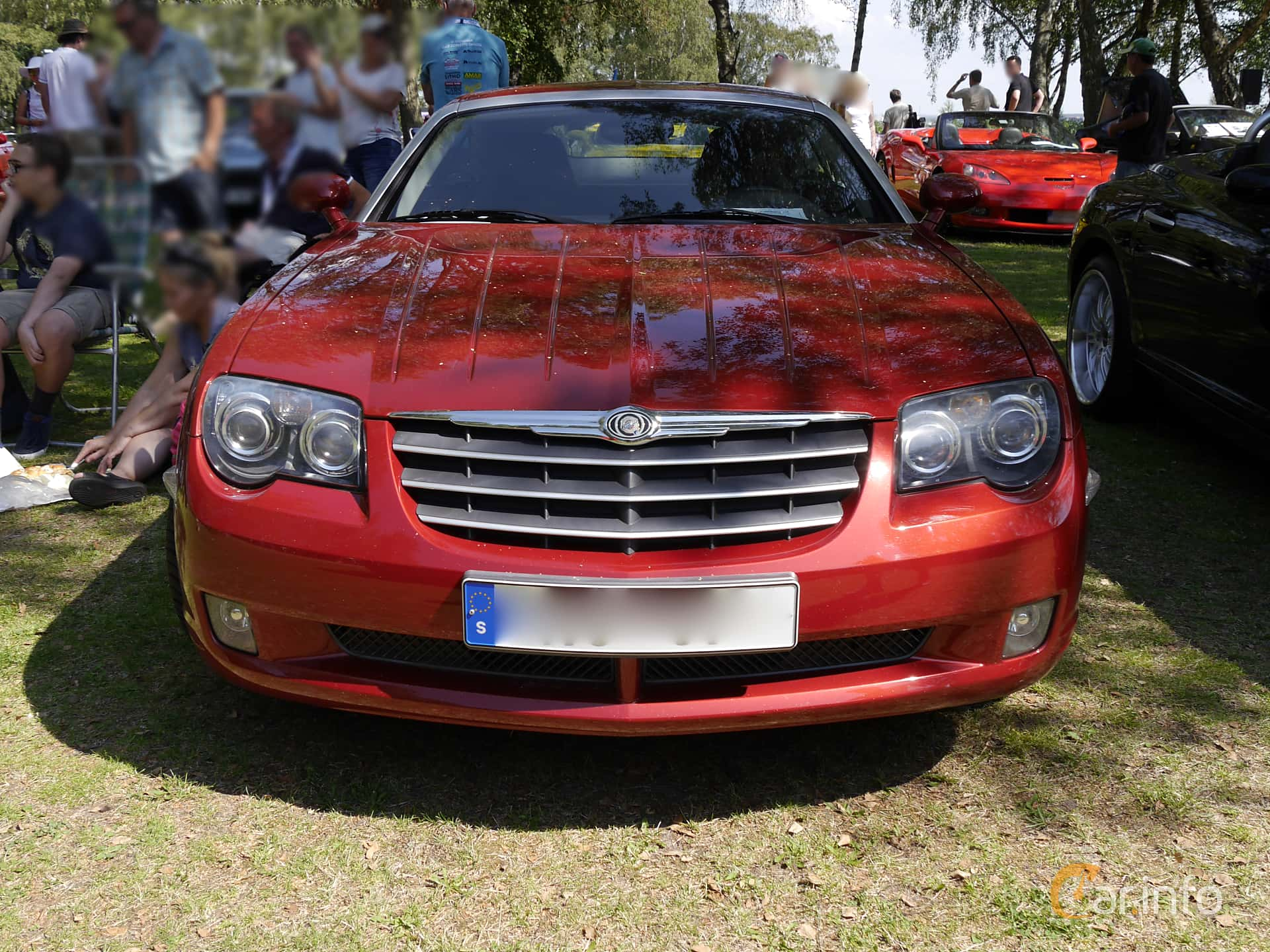 chrysler photos zombiedrive car and crossfire sports information origin