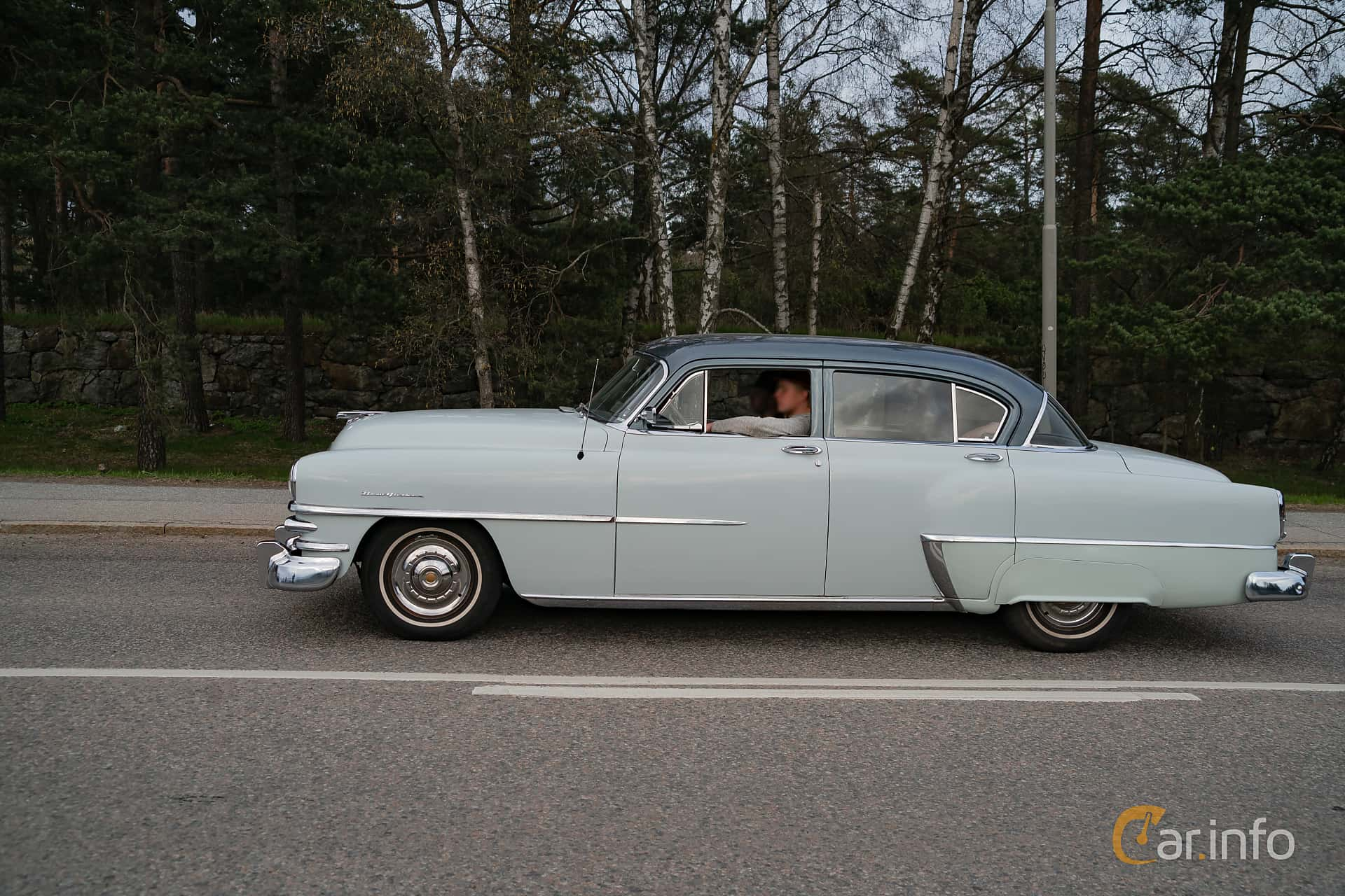 Chrysler New Yorker C56 C63 1954