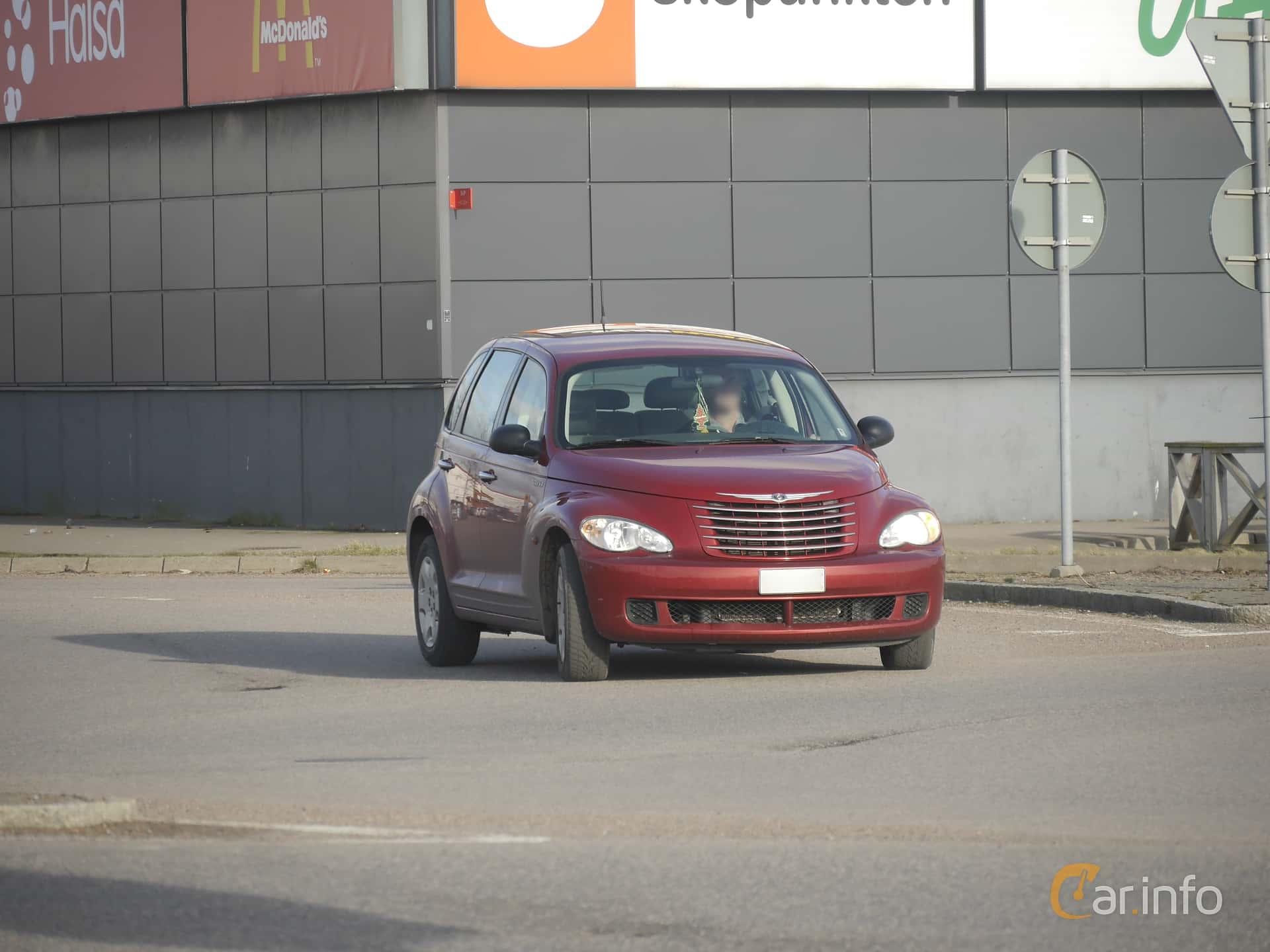 Chrysler Pt Cruiser 1st Generation Facelift 2 4 Manual 5 Speed