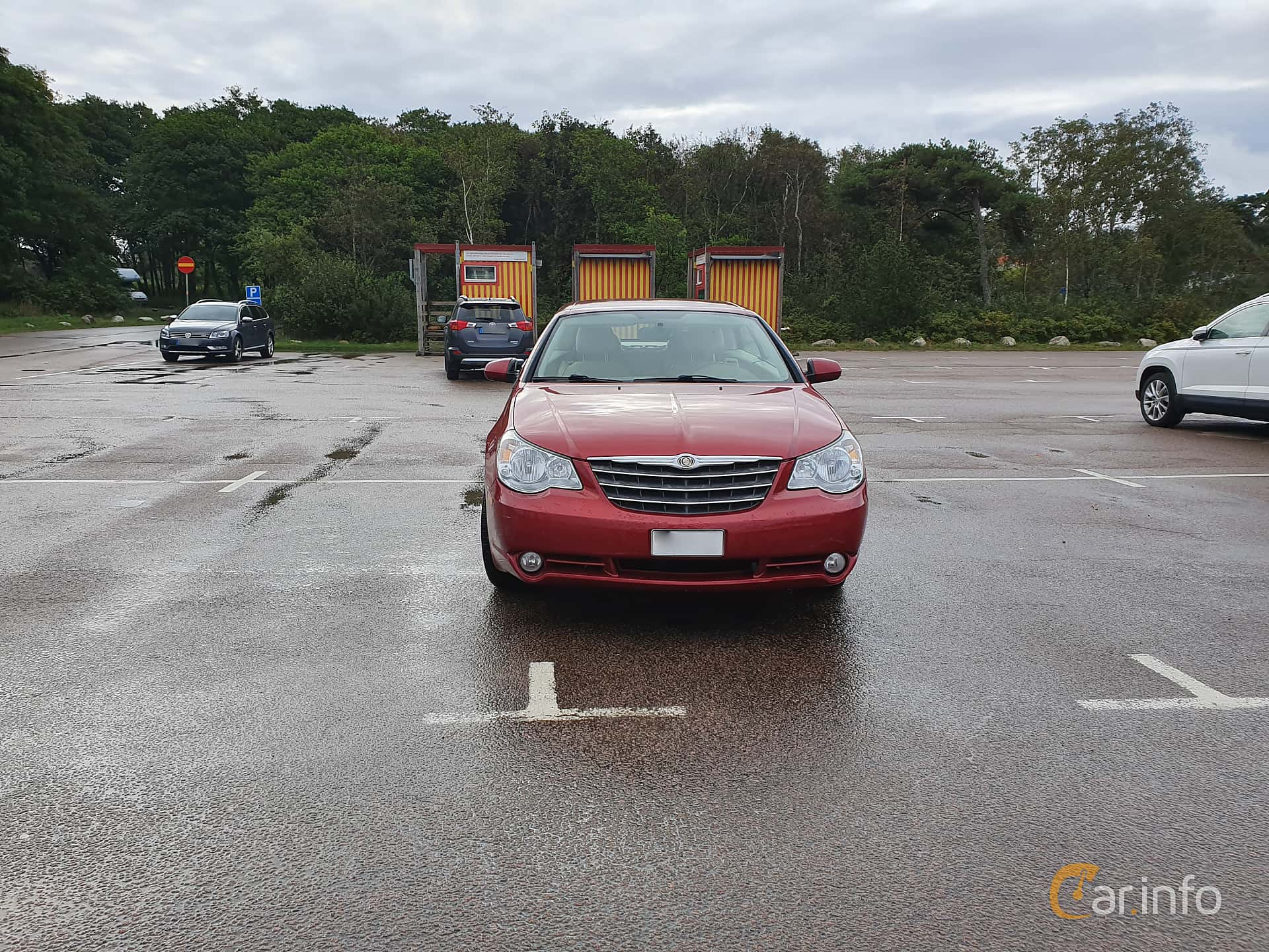 Chrysler Sebring Cabriolet 3.5 Automatisk, 238hk, 2010