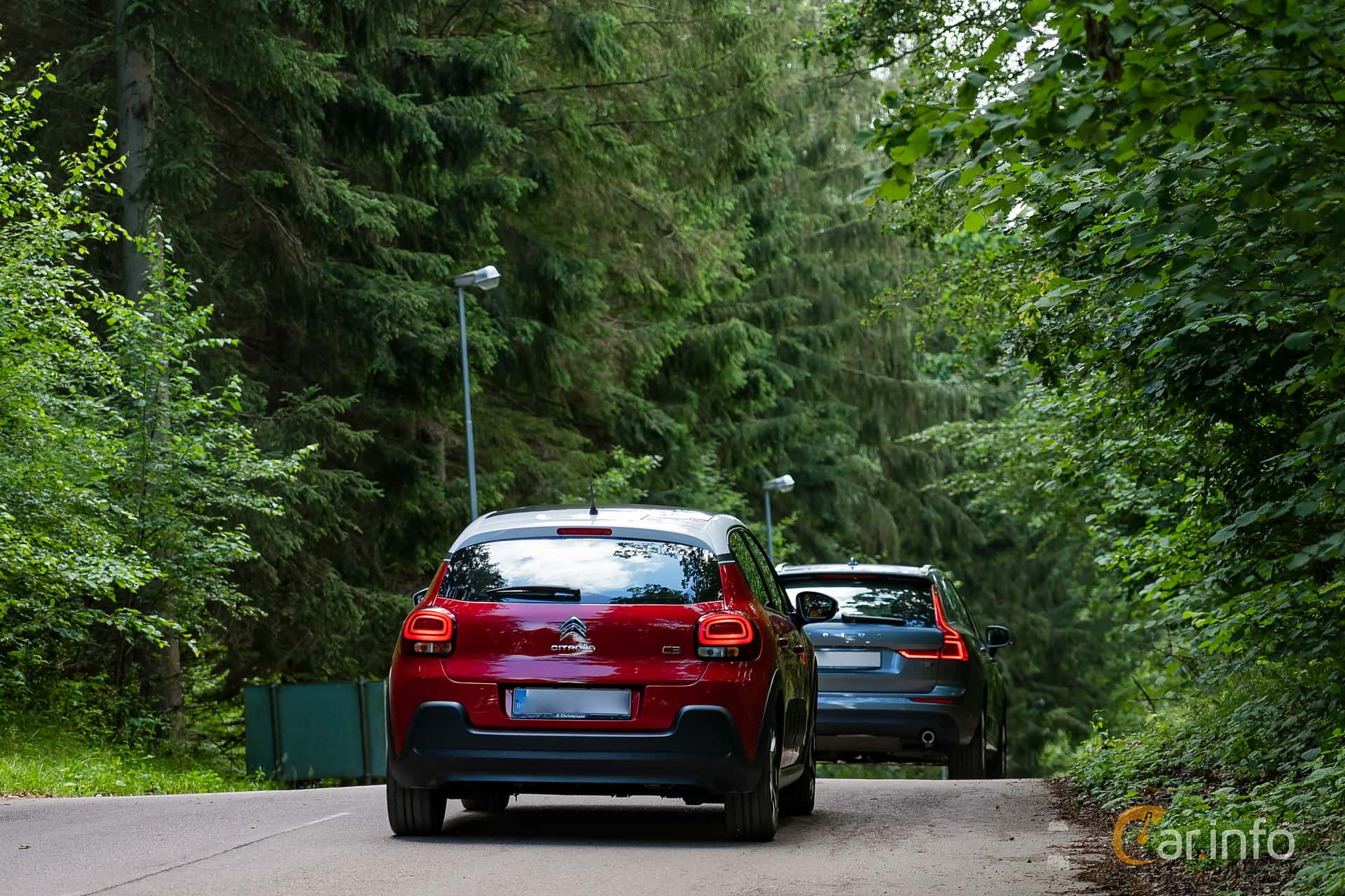 Citroën C3 1.2 PureTech Manual, 110hp, 2018 at Svenskt sportvagnsmeeting 2019