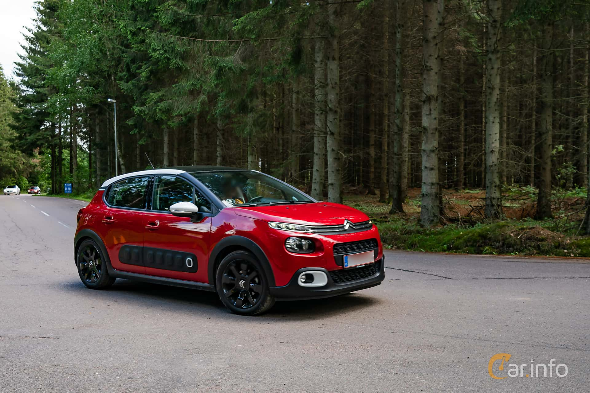 Citroën C3 1.2 PureTech Manual, 110hp, 2018 at Svenskt sportvagnsmeeting 2019