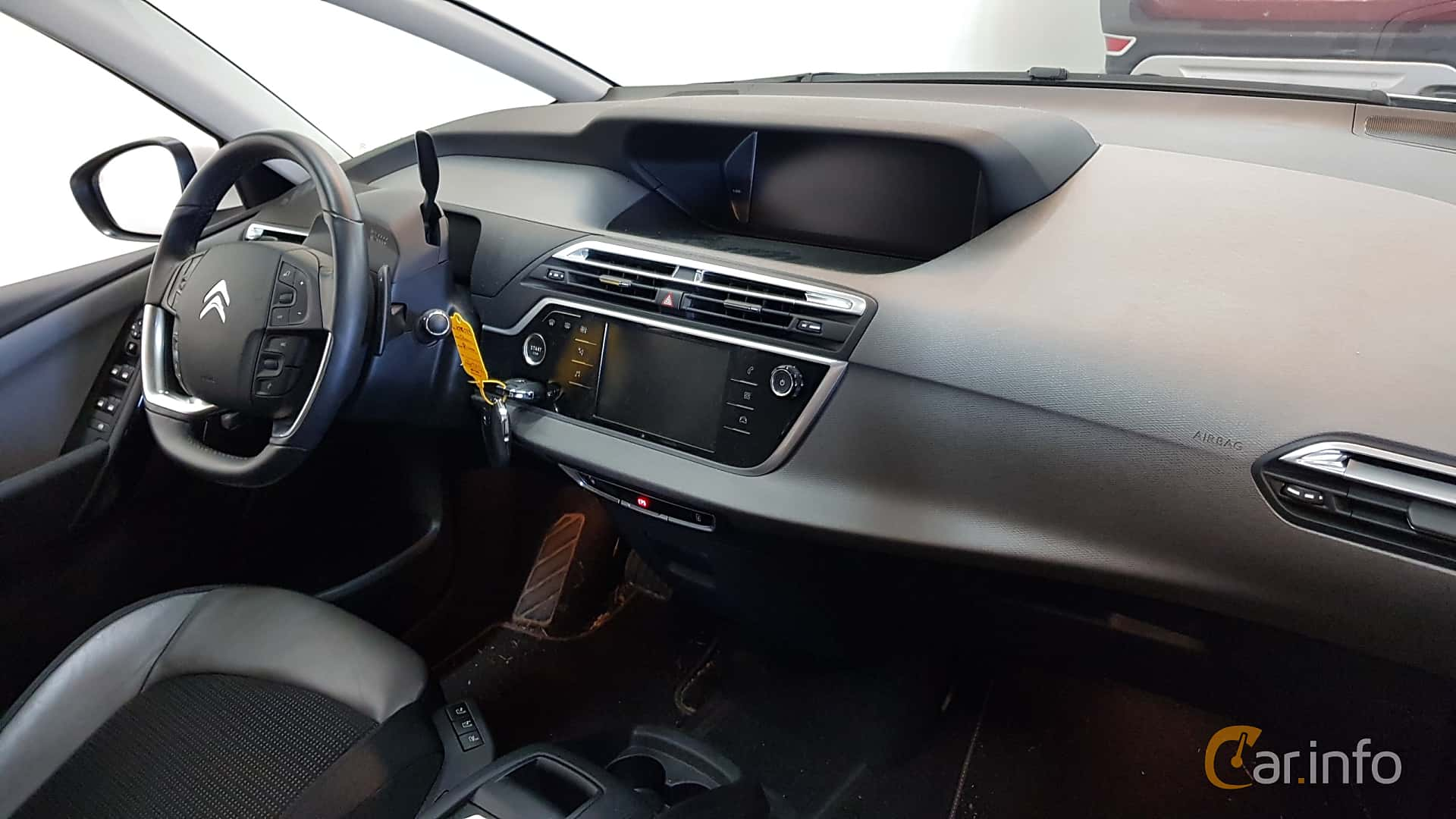 Citroën Grand C4 Picasso 1.6 BlueHDI EAT, 120hp, 2017