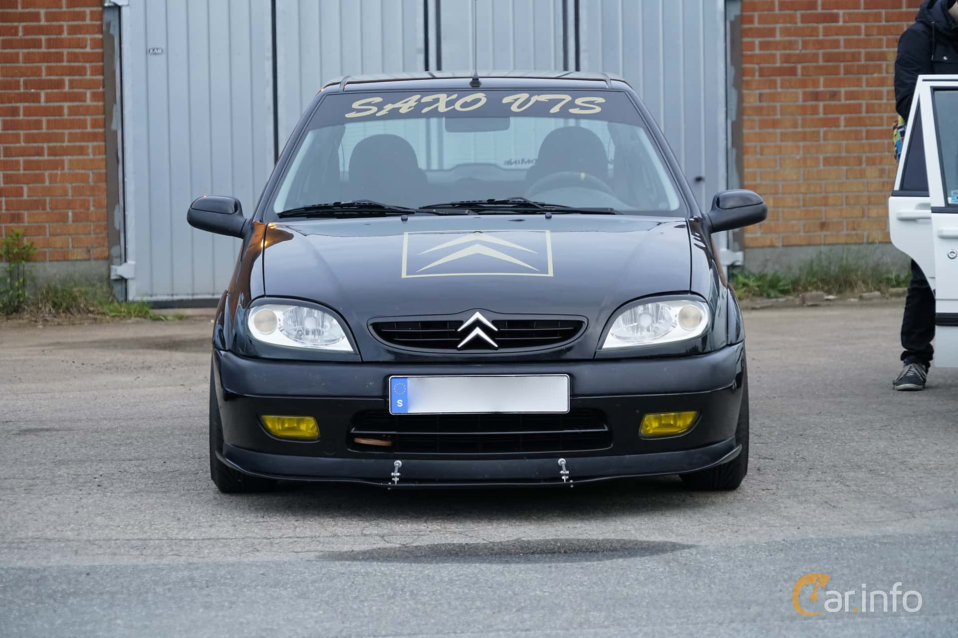 citro n saxo vts 1 6 manual 118hp 2001 rh car info Citroen DS5 Citroen Saxo 1.1I