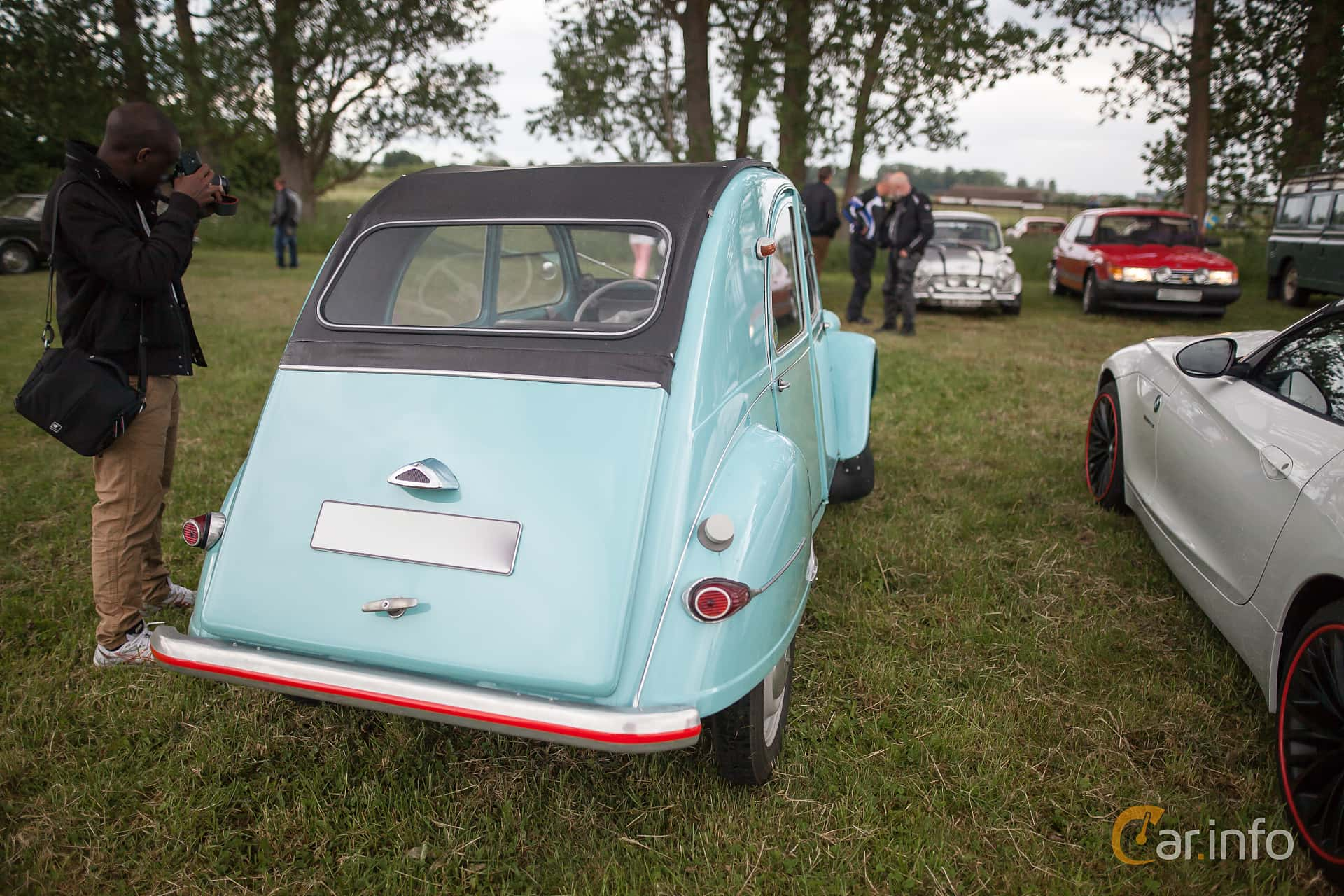 Citroën 11 CV Convertible 1.9 Manual, 56hp, 1956 at Tisdagsträffarna Vikingatider v.24 / 2015