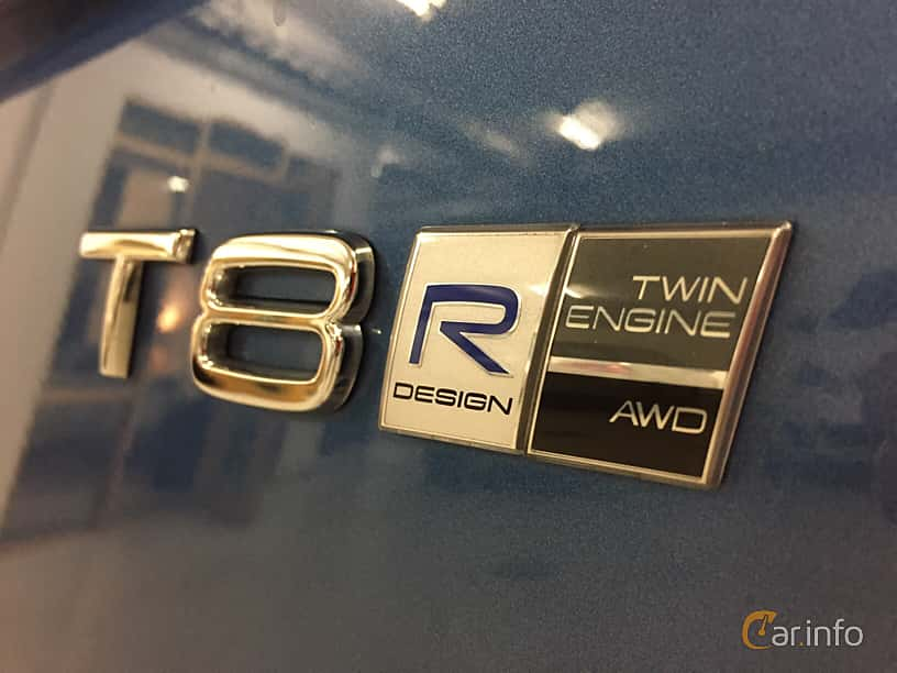 Volvo XC90 T8 TwEn AWD Geartronic, 407hk, 2017