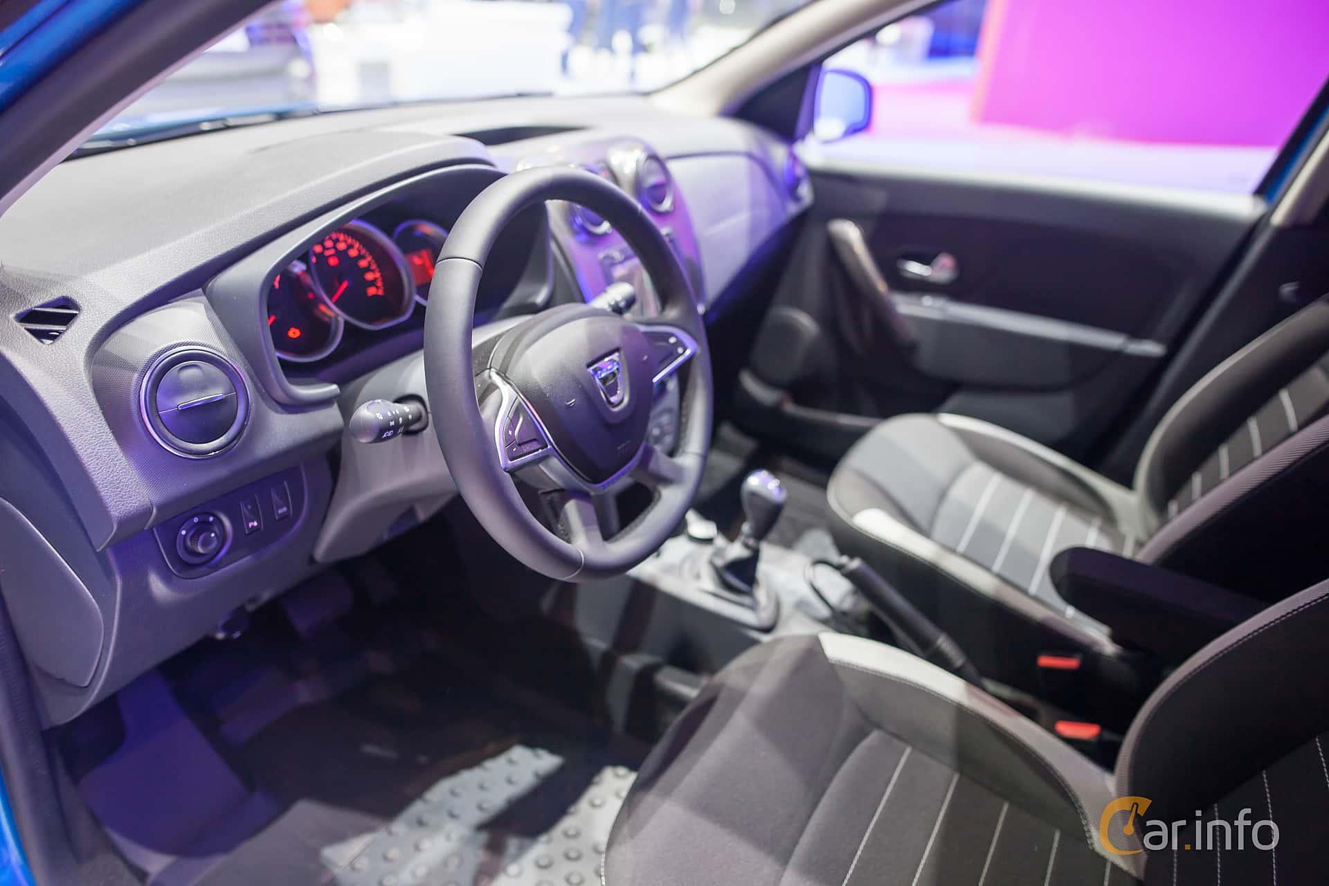 Dacia Sandero Stepway 1.5 dCi Automatic, 90hp, 2017