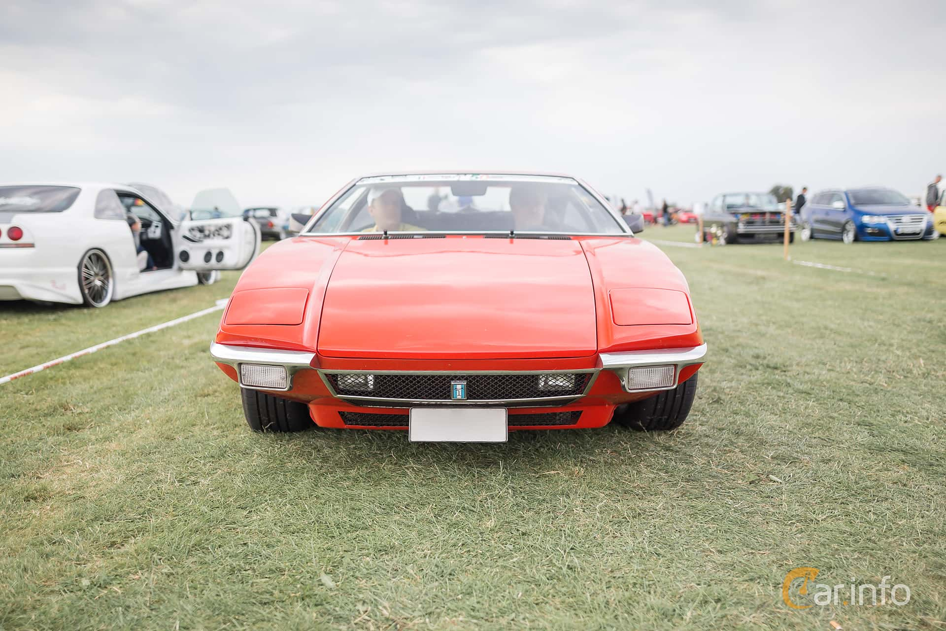 De Tomaso Pantera 5.8 V8 Manual, 314hp, 1972 at Vallåkraträffen 2015