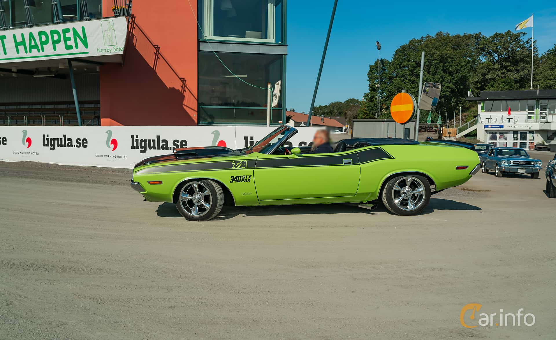 Dodge Challenger Convertible >> 3 Images Of Dodge Challenger Convertible 5 2 V8 Manual