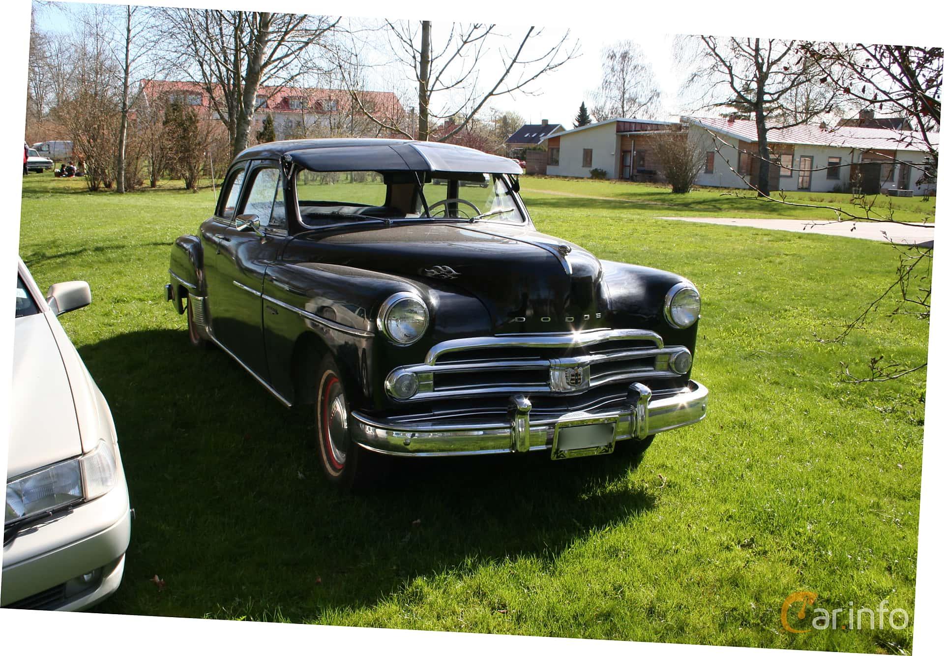 Dodge Coronet Club Coupé 3.8 Manual, 105hp, 1950