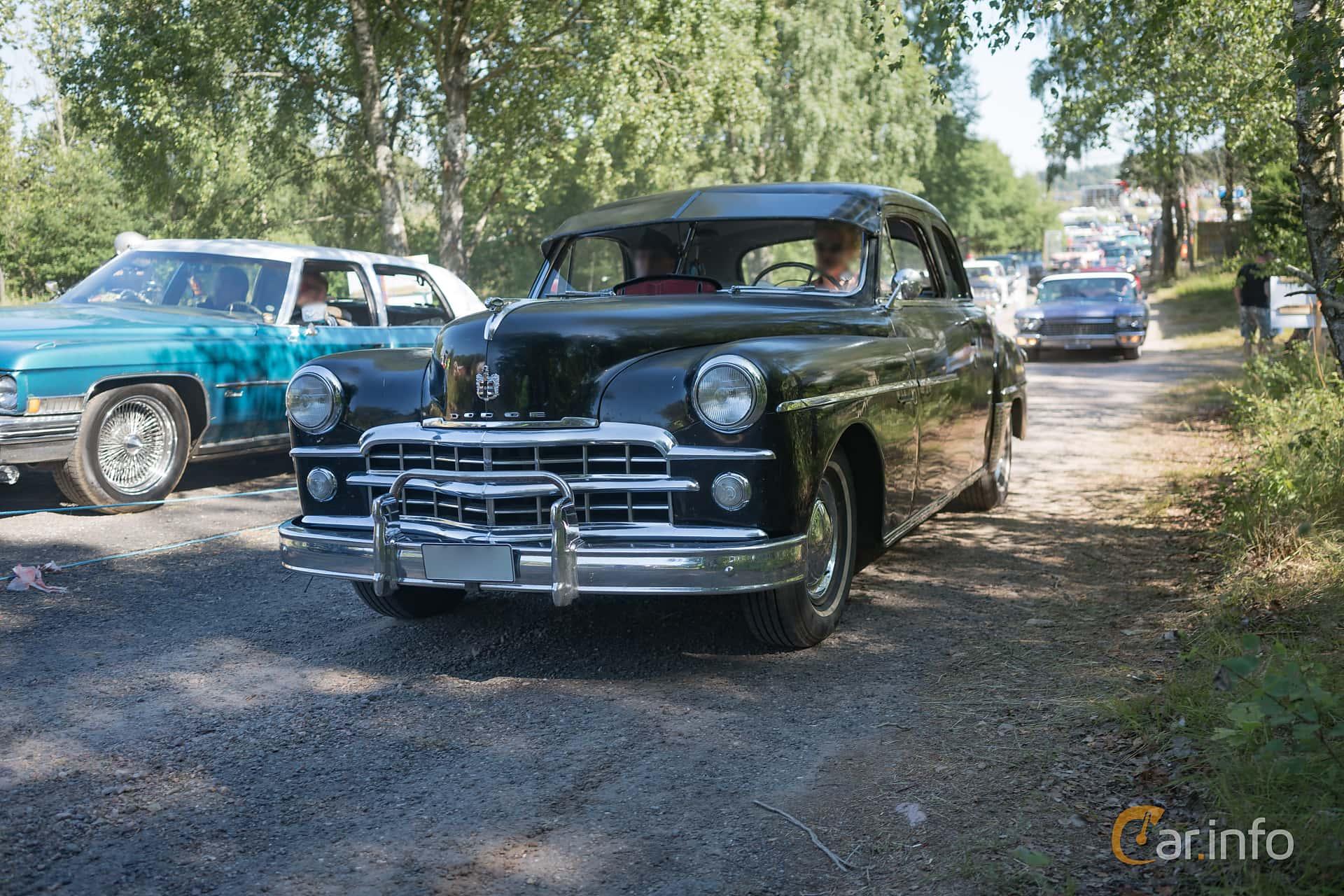 Dodge Coronet Club Coup 38 Manual 105hp 1949 2 Door