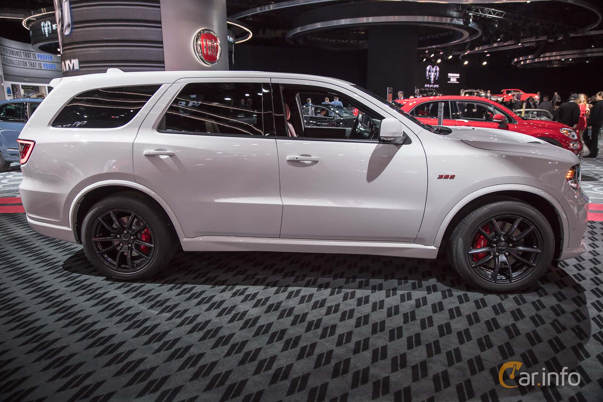 Taken At North American International Auto Show - Durango car show