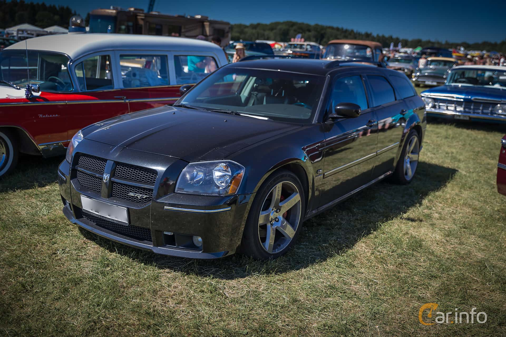 2015 Dodge Magnum >> 2 Images Of Dodge Magnum 6 1 V8 Hemi Automatic 431hp 2007
