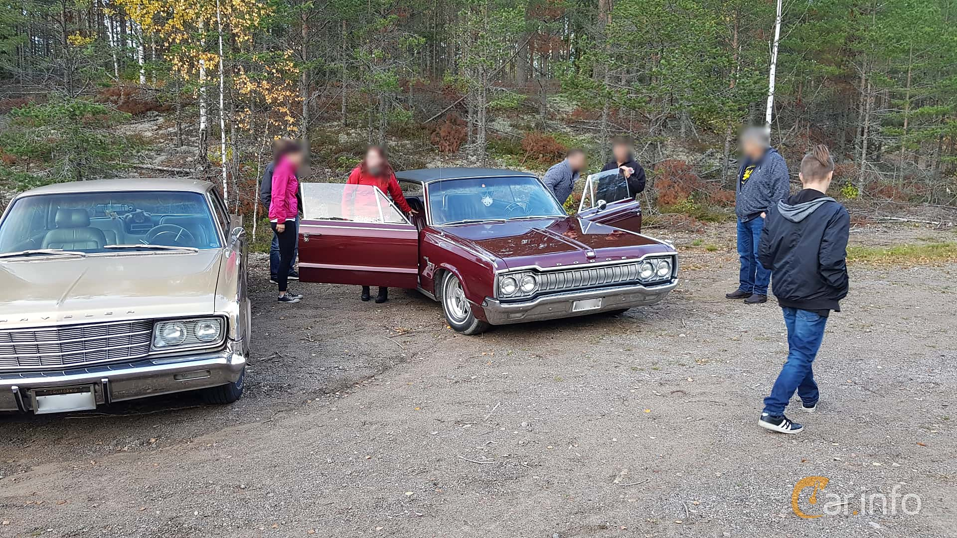 Dodge Monaco Hardtop Coupé 6.8 V8 TorqueFlite, 345hp, 1965