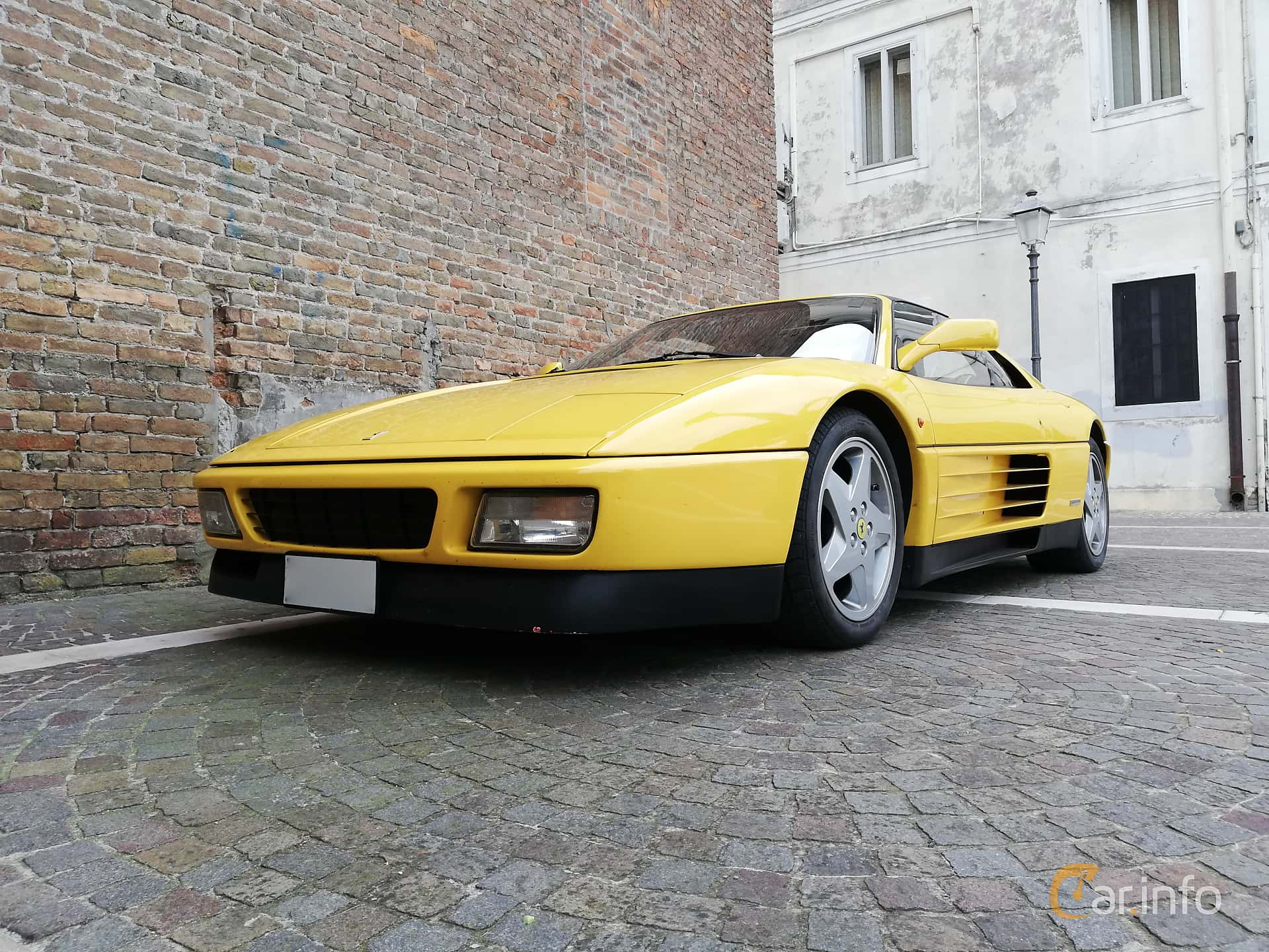 1 Images Of Ferrari 348 Tb 34 V8 Manual 300hp 1989 By