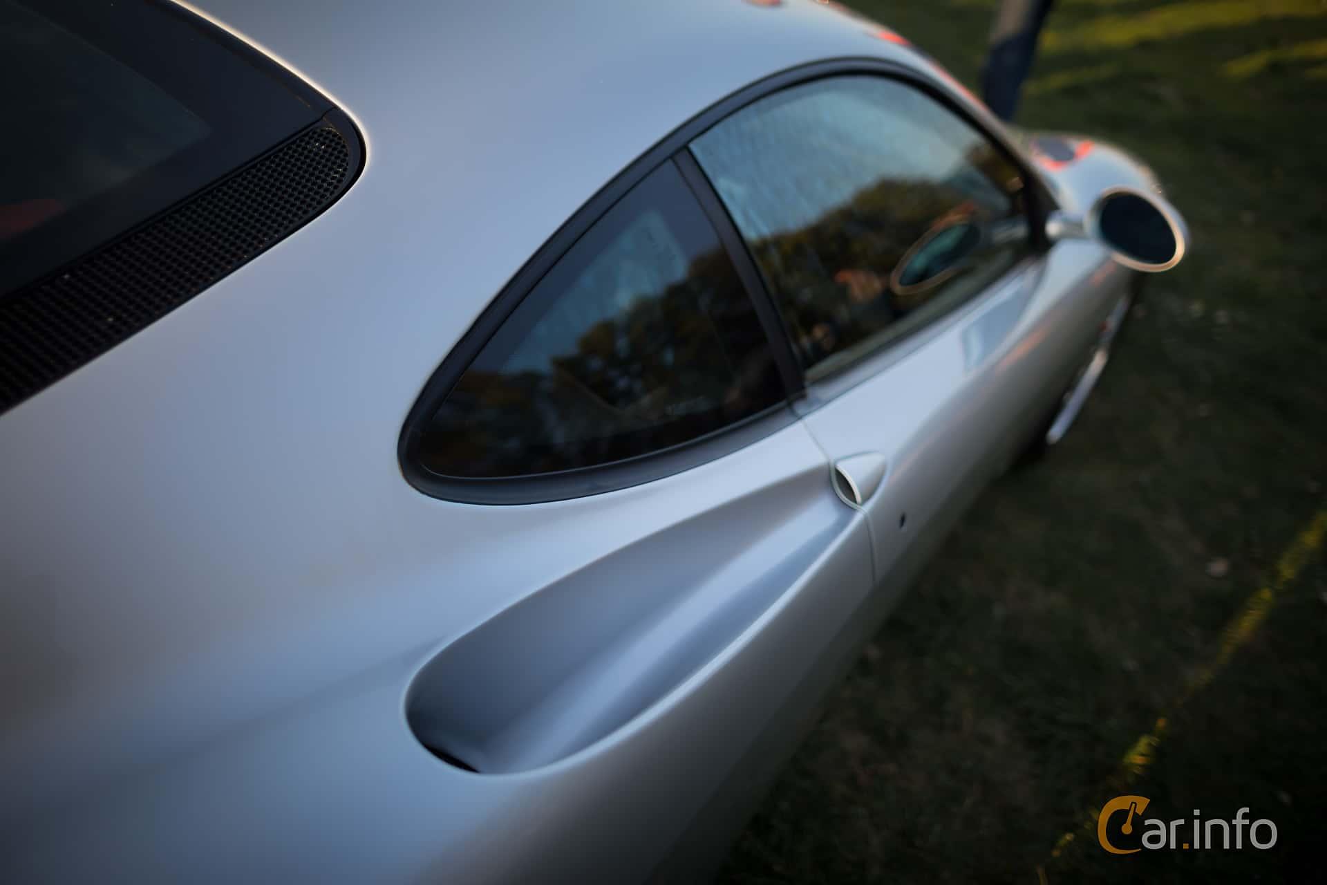 Ferrari 360 Modena 3.6 V8 Sequential, 400hp, 2001 at Tisdagsträffarna Vikingatider v.38 / 2014