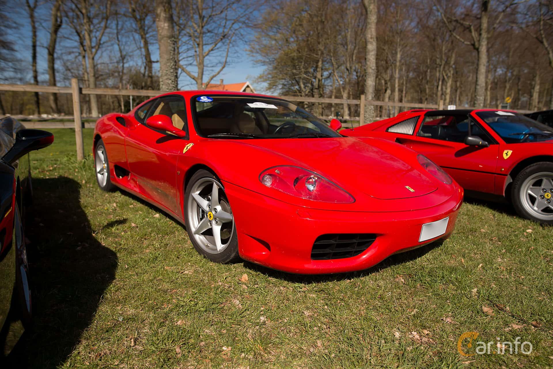 Ferrari 360 Modena 3.6 V8 Manual, 400hp, 2003 at Italienska Fordonsträffen - Krapperup 2017